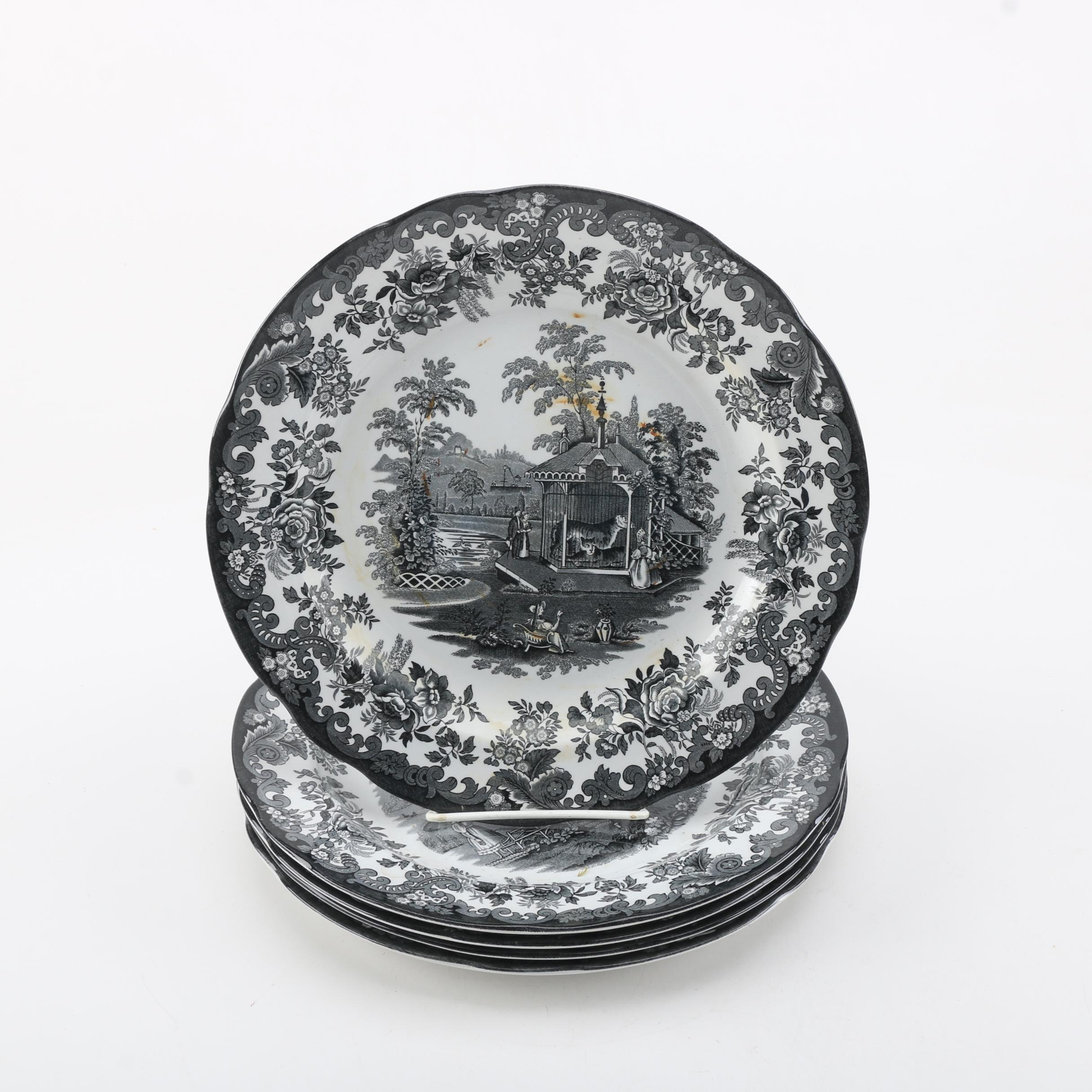 "Spode ""Spode Archive Collection"" Plates"