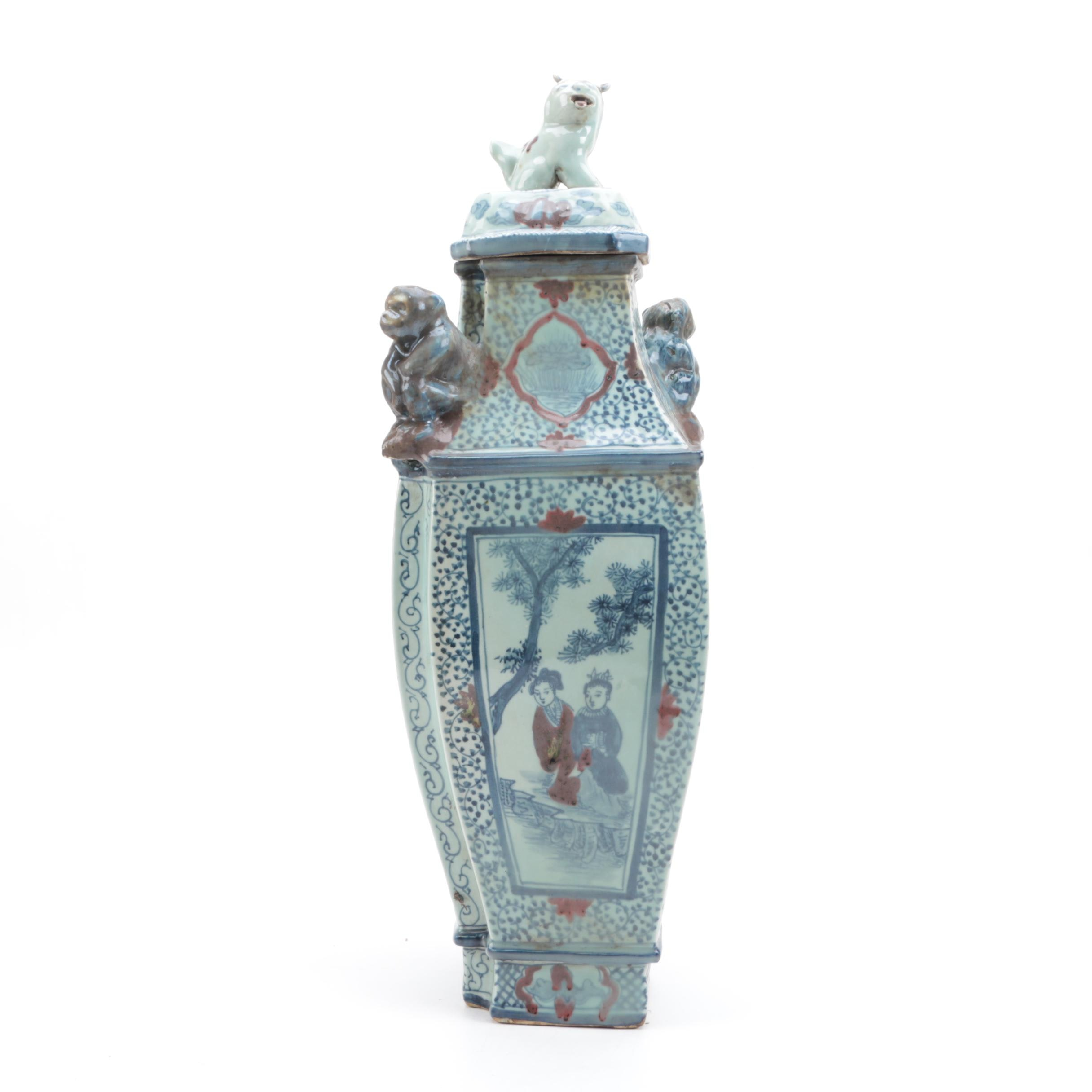 Chinese Ceramic Jar