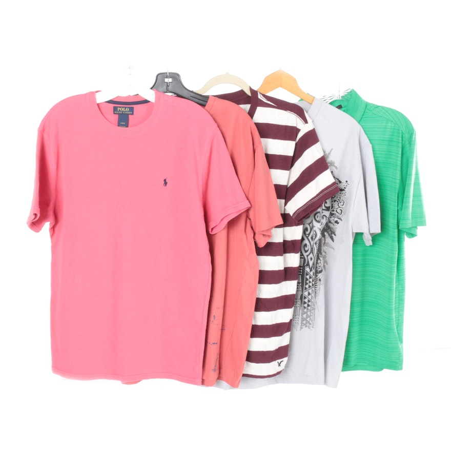 f47090e5 ... germany mens short sleeve t shirts and a polo including nike and polo  by ralph 5a3be