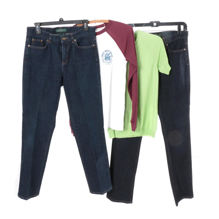 96ecea28094a0e Women s Shirts and Denim Pants   EBTH