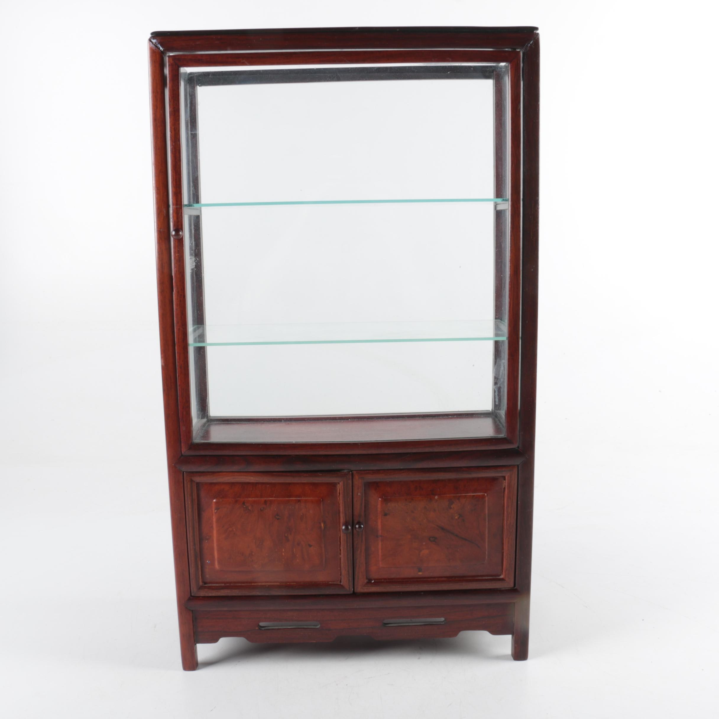 Table Top Display Cabinet
