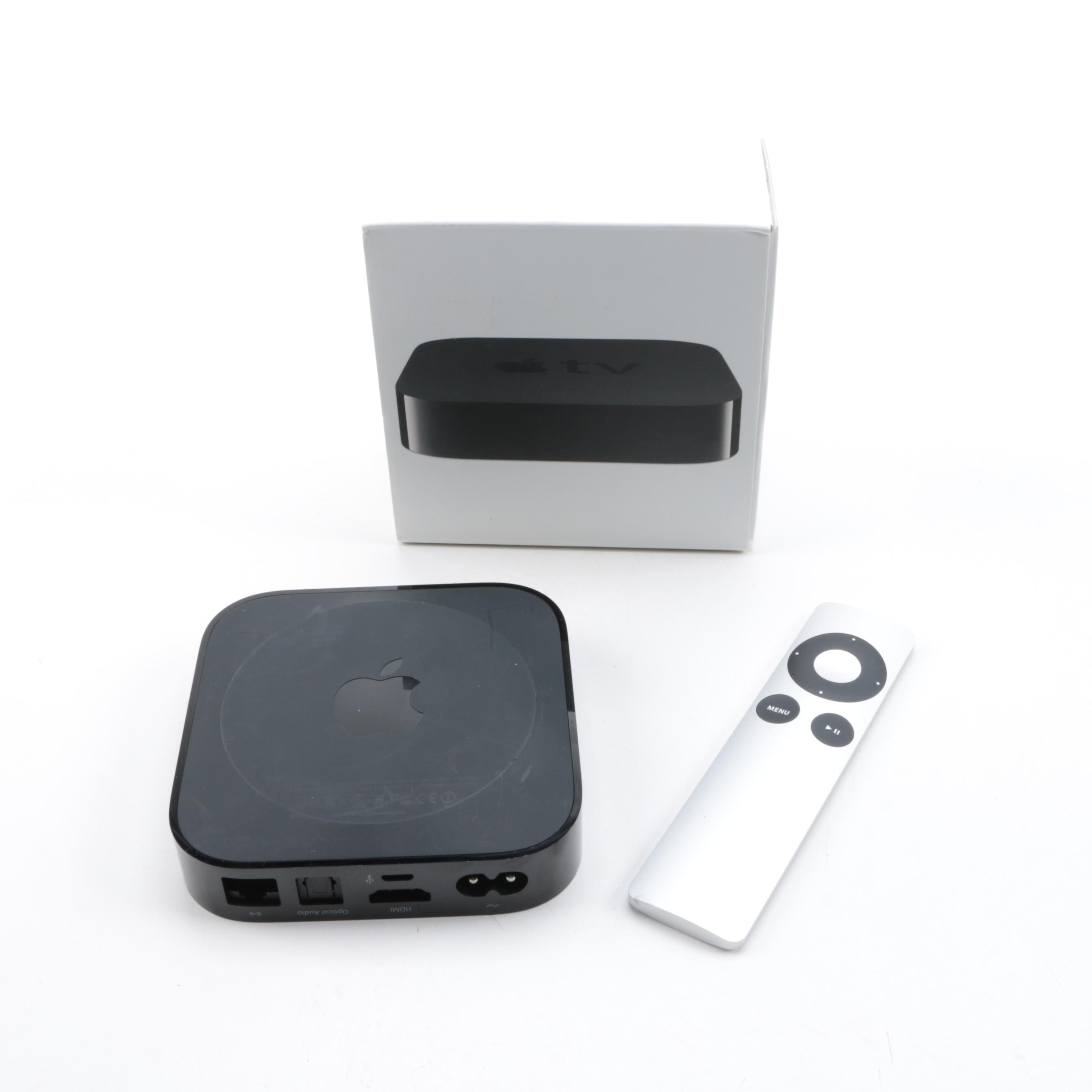 3rd Generation Apple TV