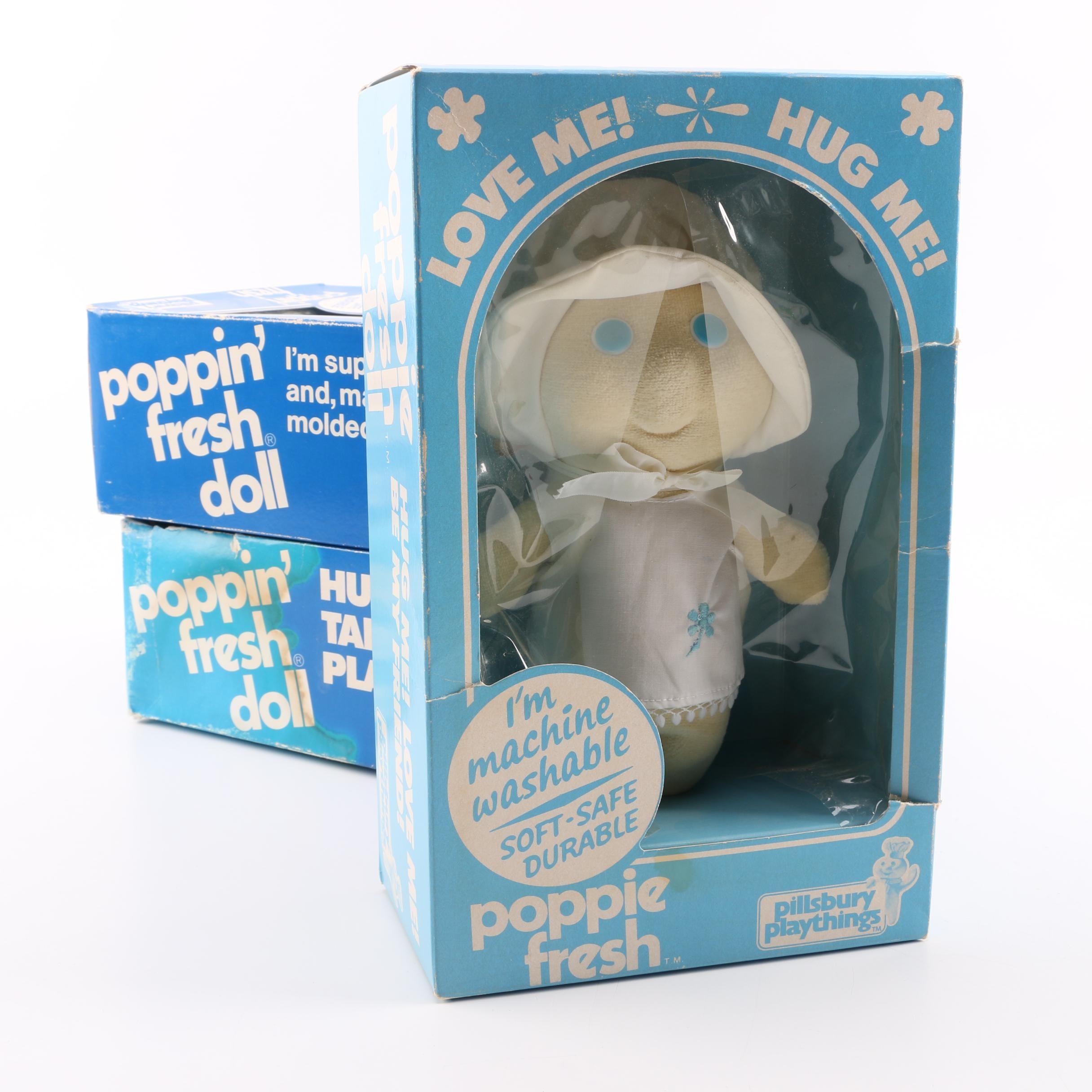 Pillsbury Playthings Poppin' Fresh Dolls