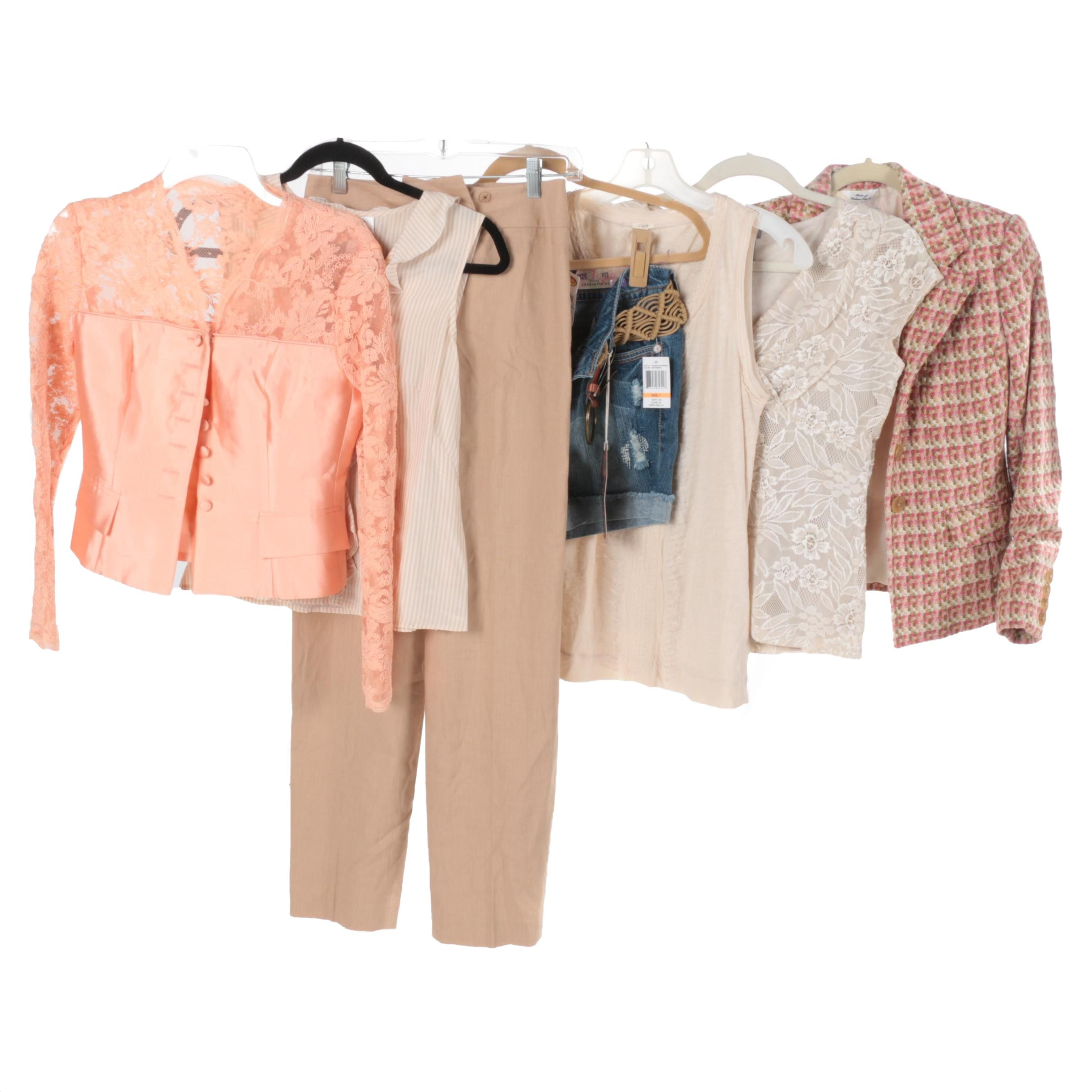 Women's Talbots Separates and More
