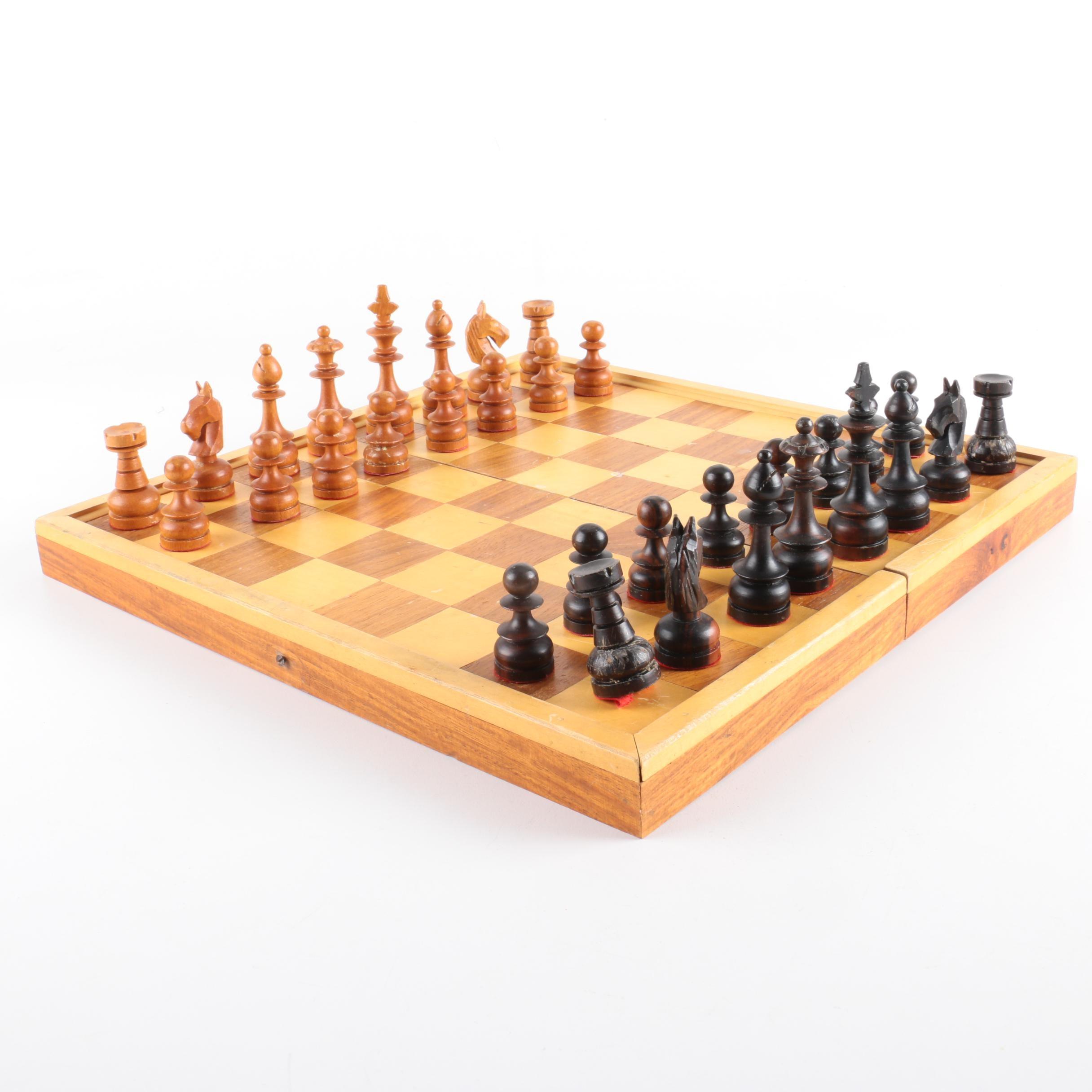 Travel Chessboard