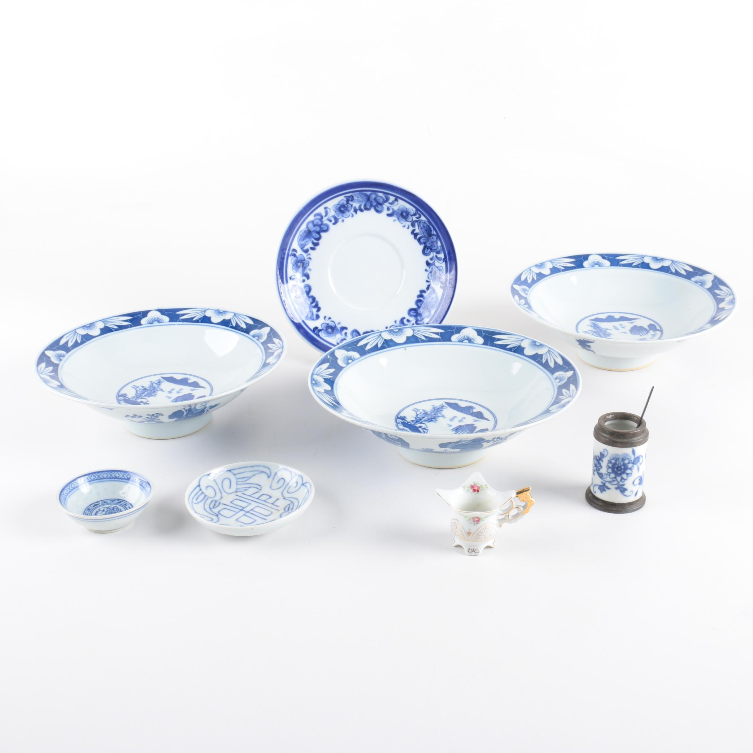 Chinese Porcelain Tableware