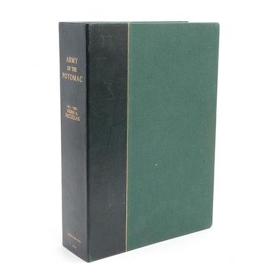 "Signed Presentation Copy of George McClellan's ""Campaign in Western Virginia"""