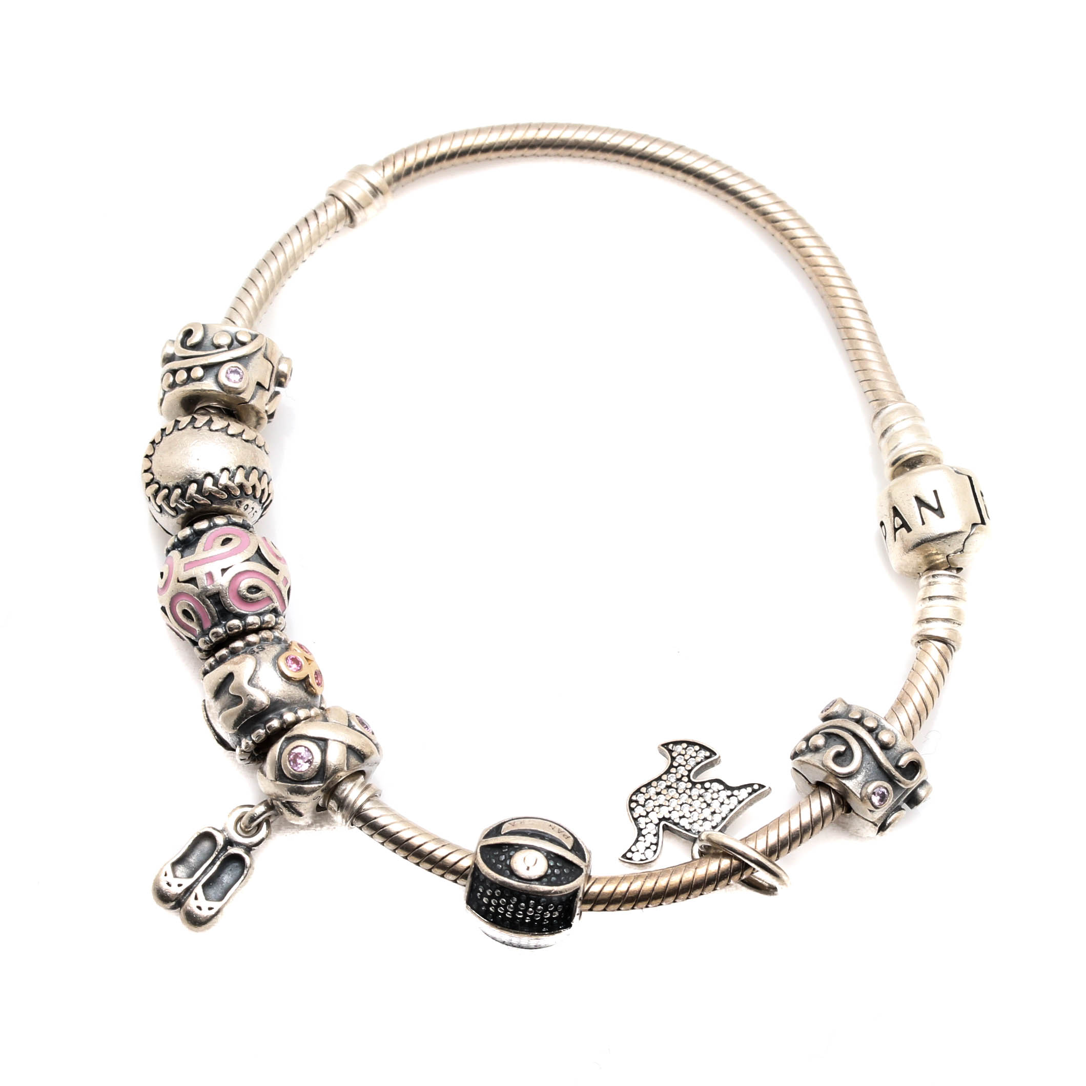 f3787a576 ... promo code for pandora sterling silver charm bracelet 3a7ac 2068f