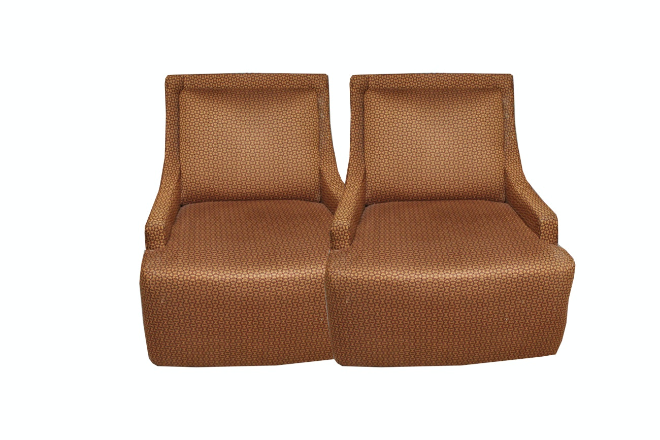 Contemporary Upholstered Swivel Chairs