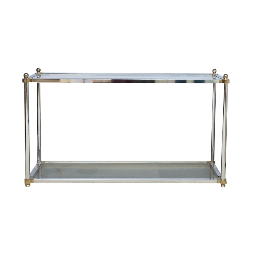 Regency Style Console Table