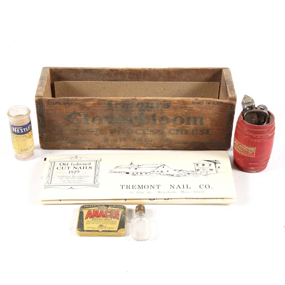 Vintage Hardware Collectibles