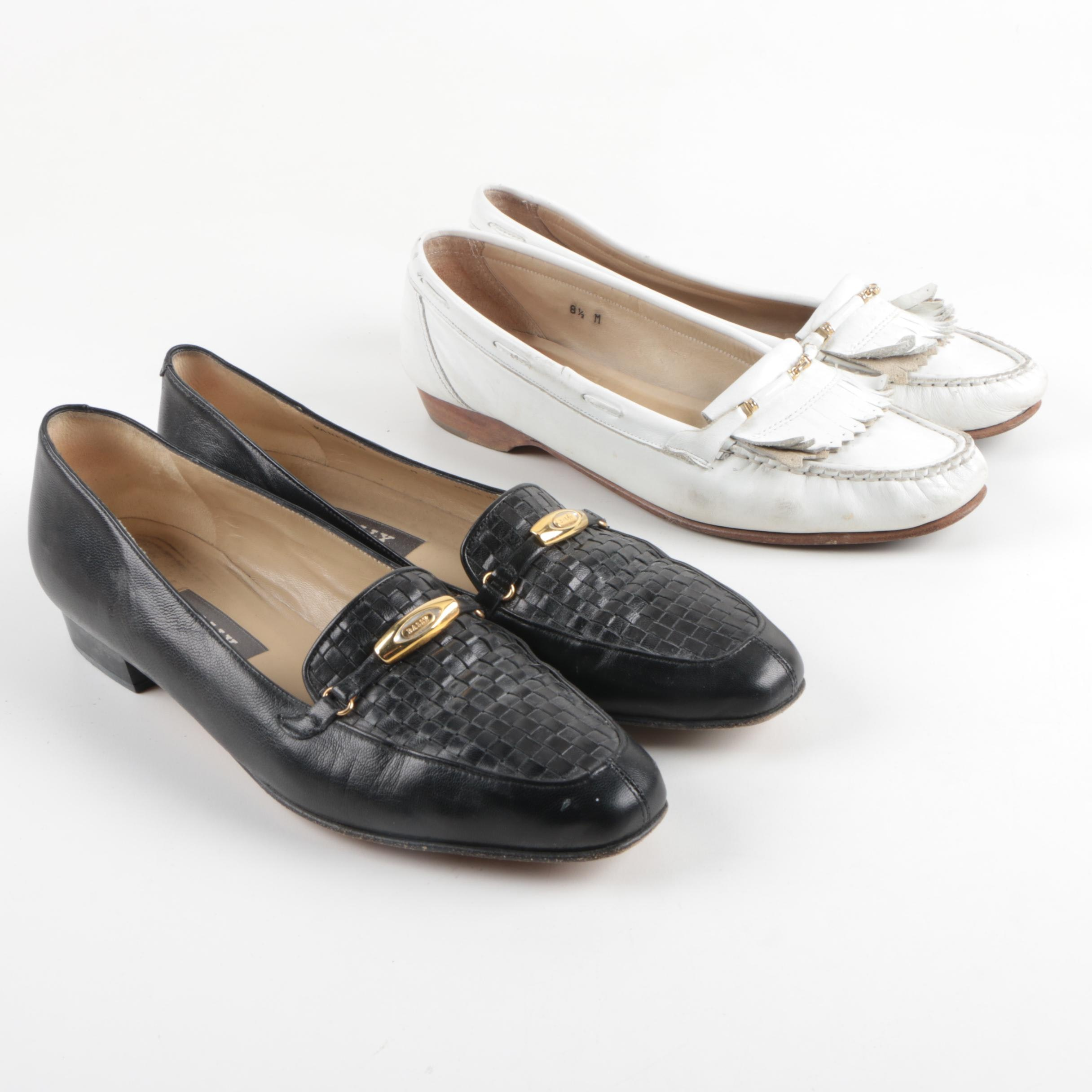 Women's Bally Loafers