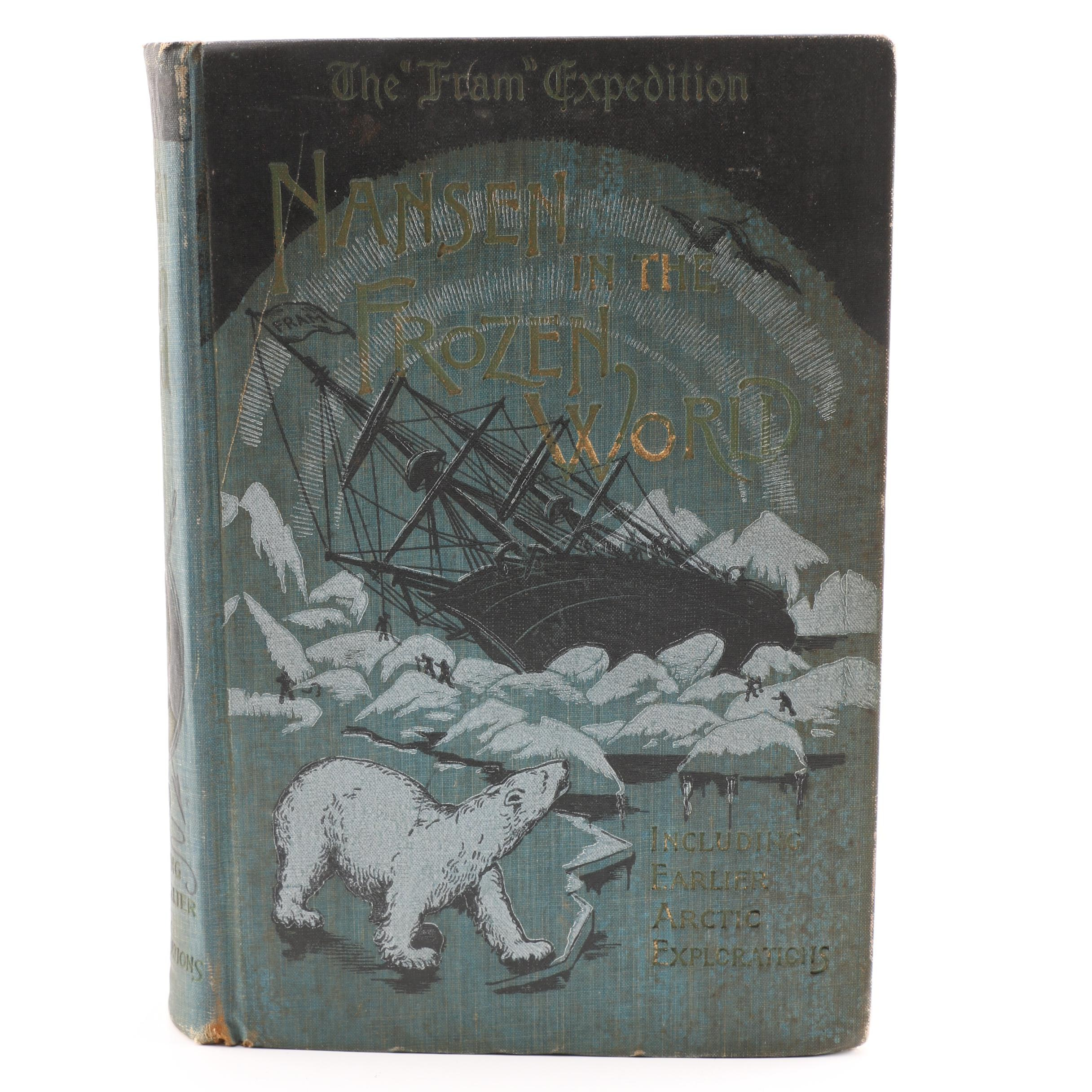 "1897 ""The Fram Expedition: Nansen in the Frozen World"""