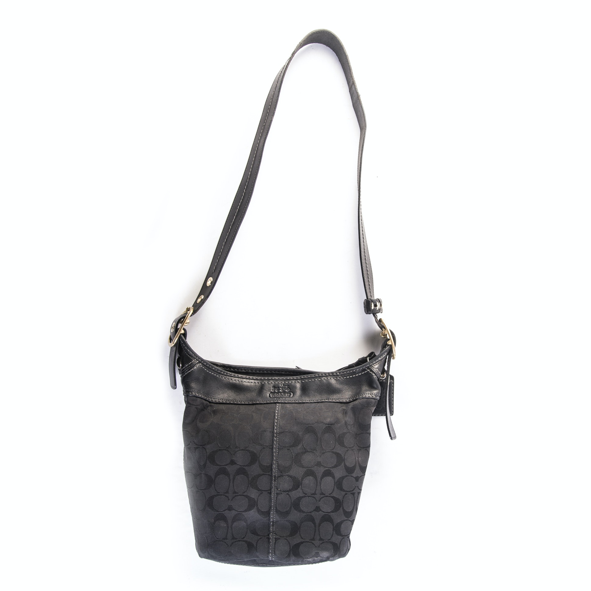 Coach Bleeker Crossbody Bucket Handbag