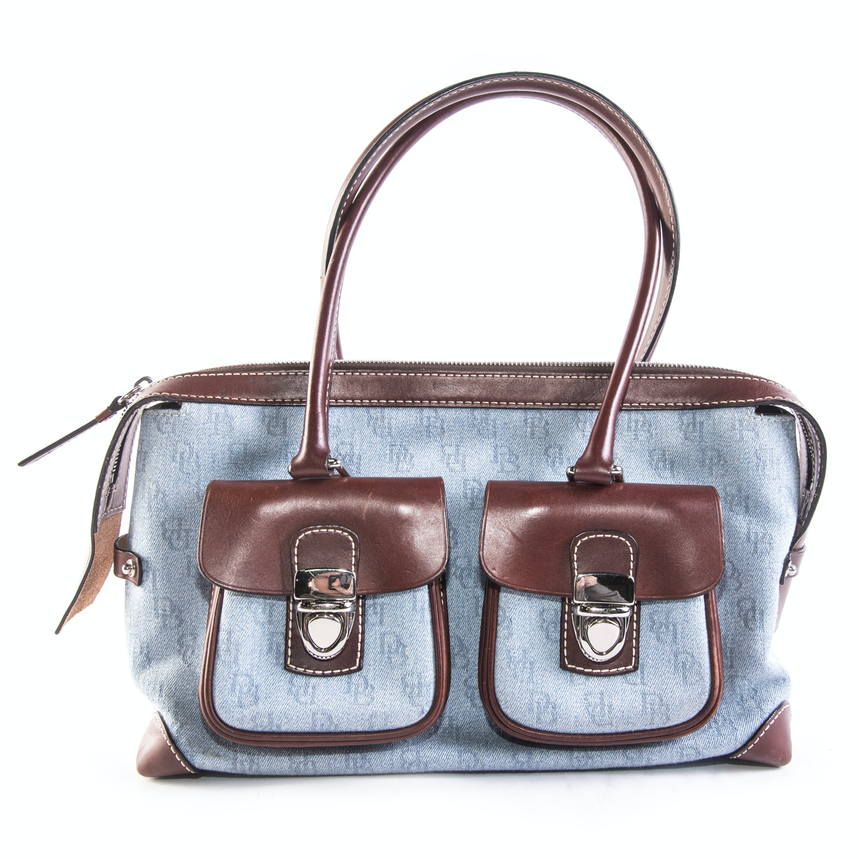Dooney & BourkeDenim Handbag