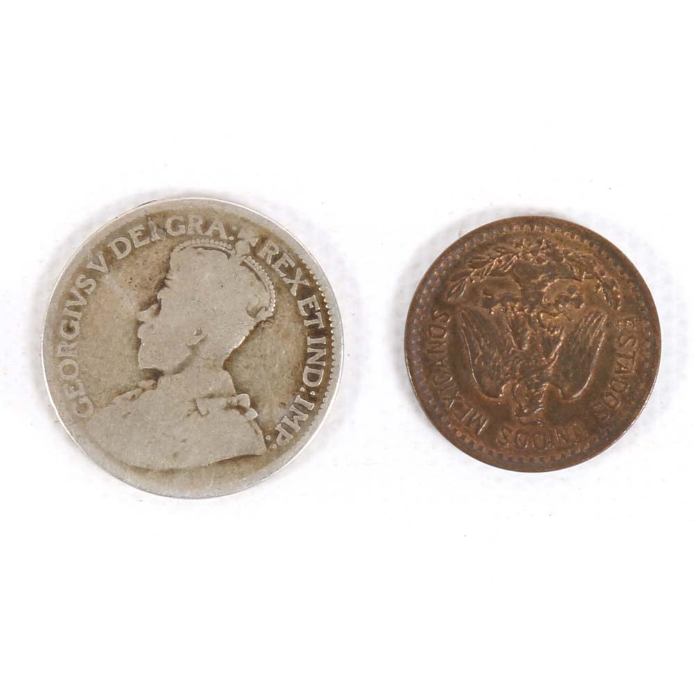 Antique North American Coins