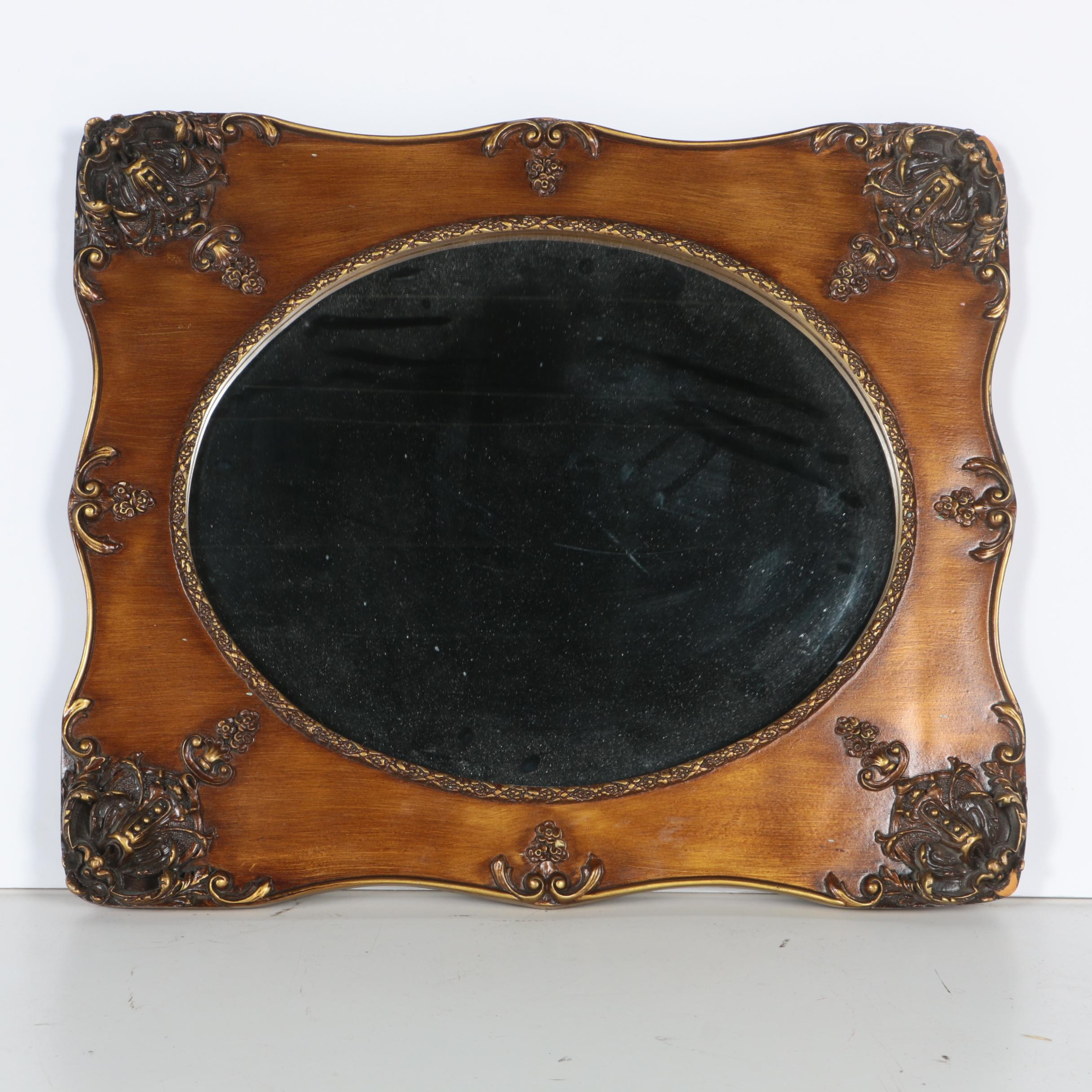 Victorian Style Wall Mirror