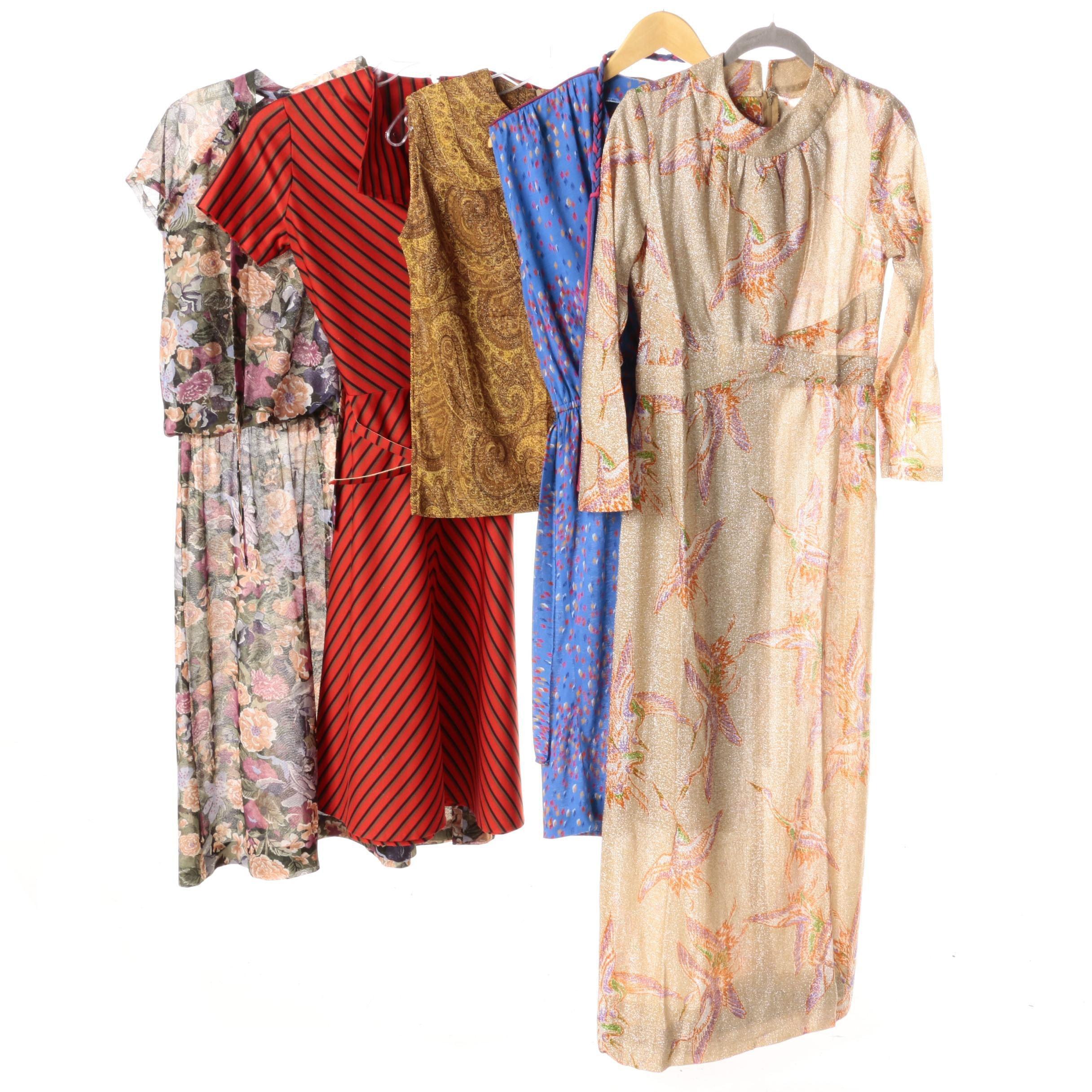 Women's Vintage Dress Collection