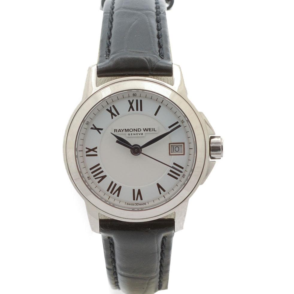 """Raymond Weil Geneve """"Tradition"""" Swiss Wristwatch"""