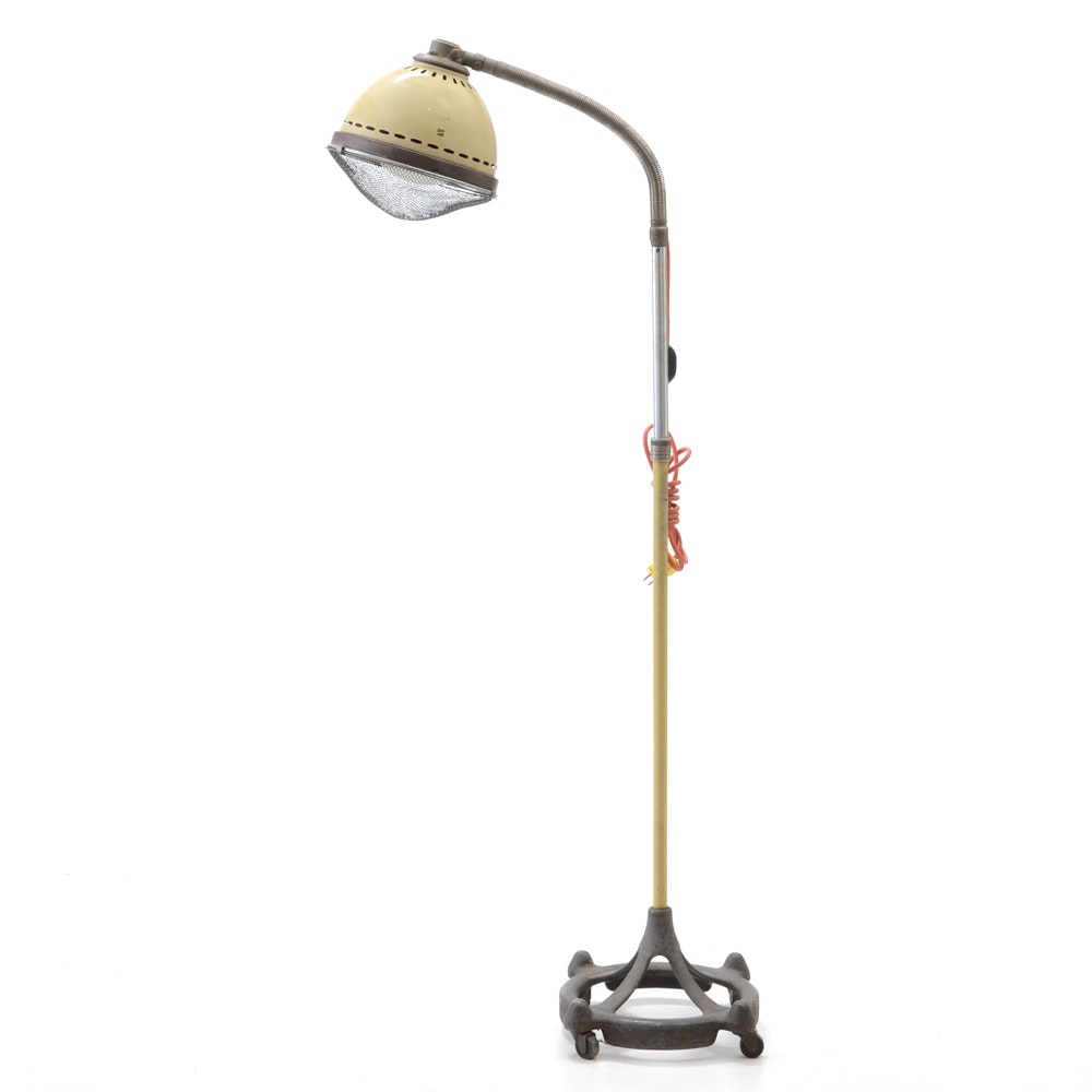 Burdick Vintage Floor Lamp
