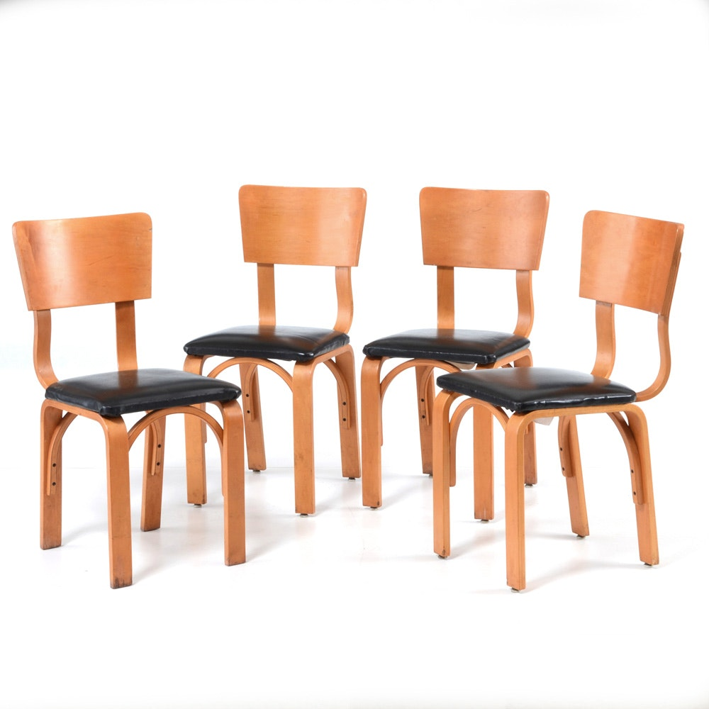 Set of Mid Century Modern Chairs