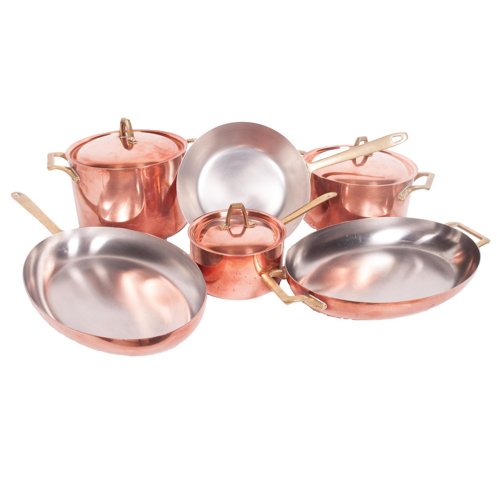 Paul Revere Copper Clad Signature Cookware