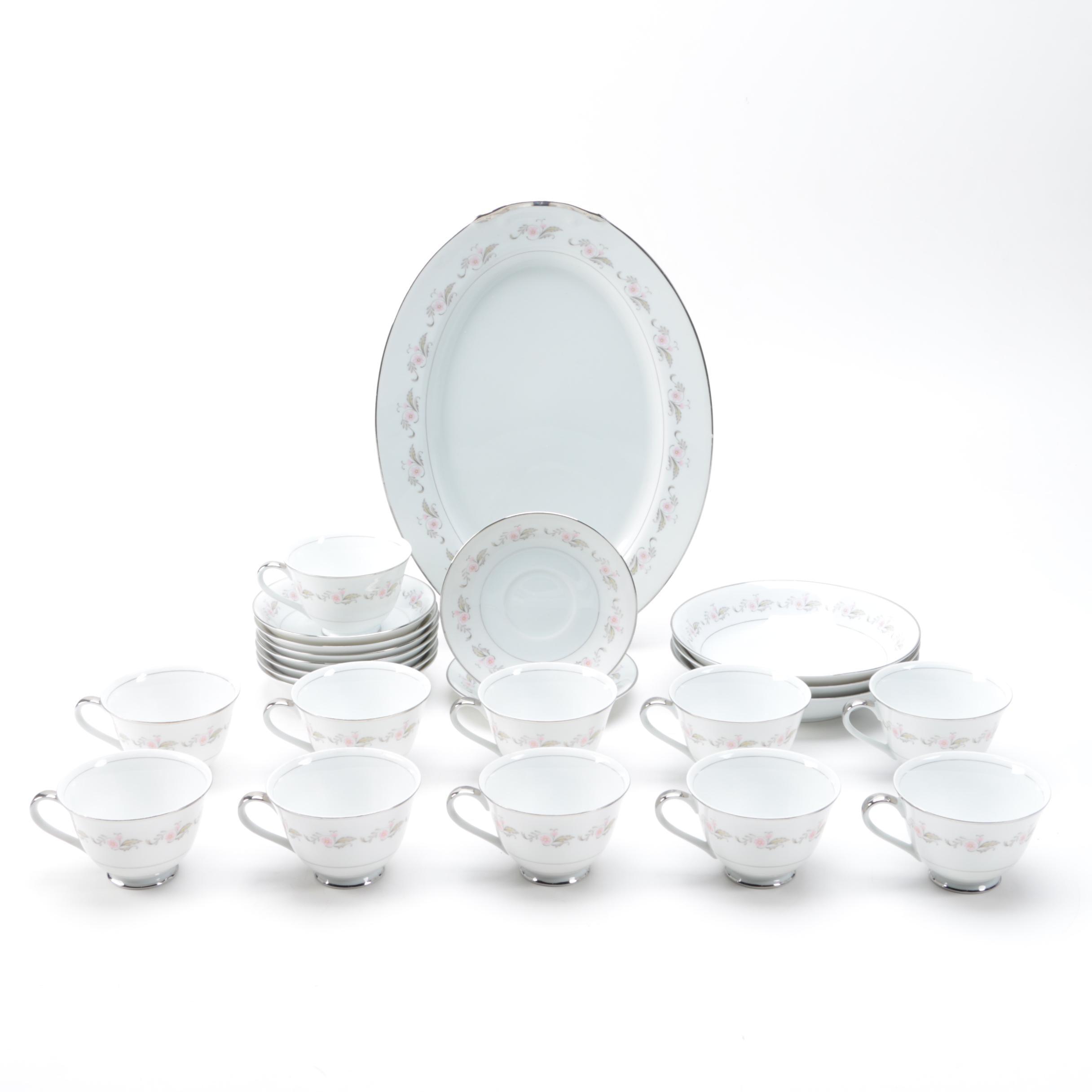 """Seyei """"Priscilla"""" Tableware"""