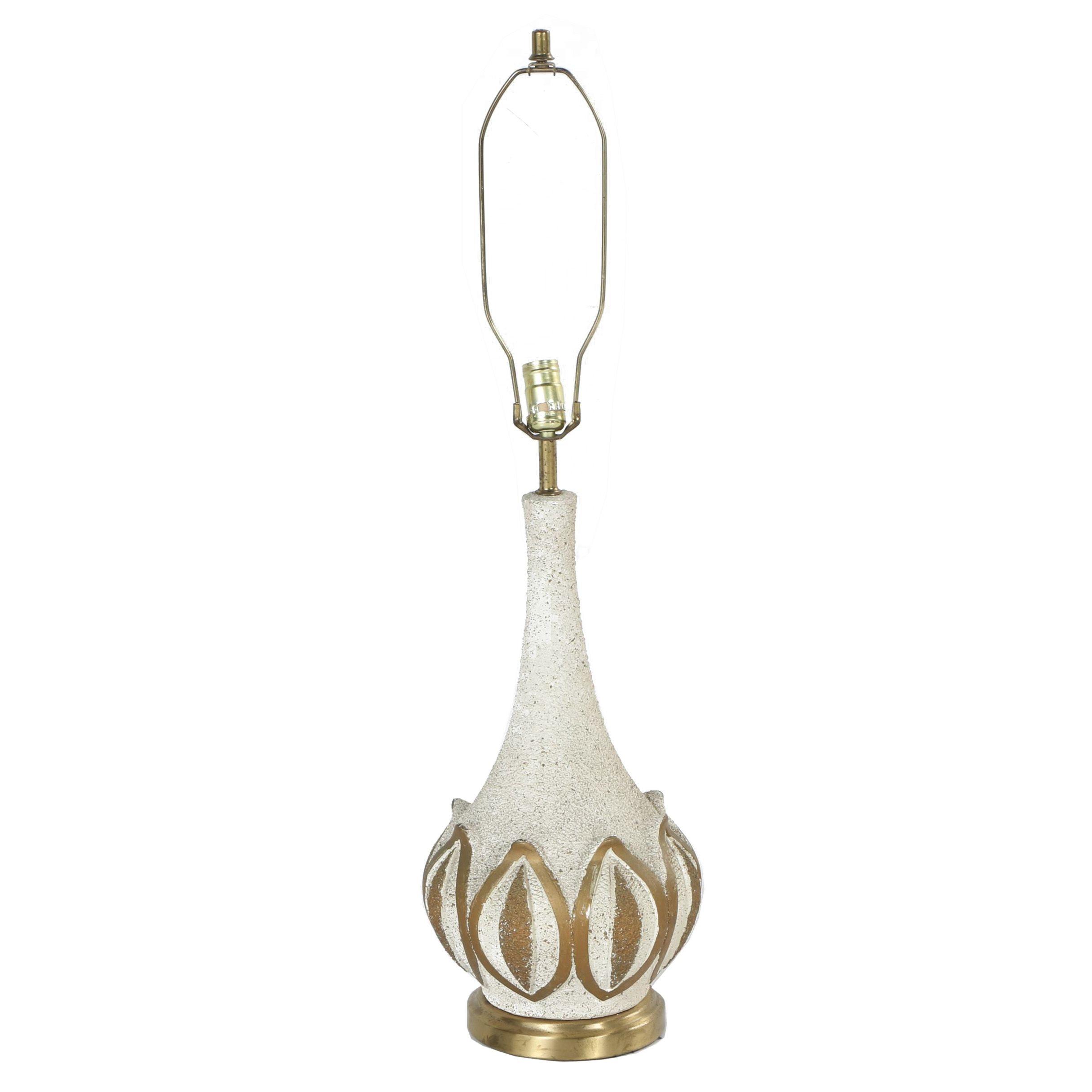 Vintage Ceramic Table Lamp
