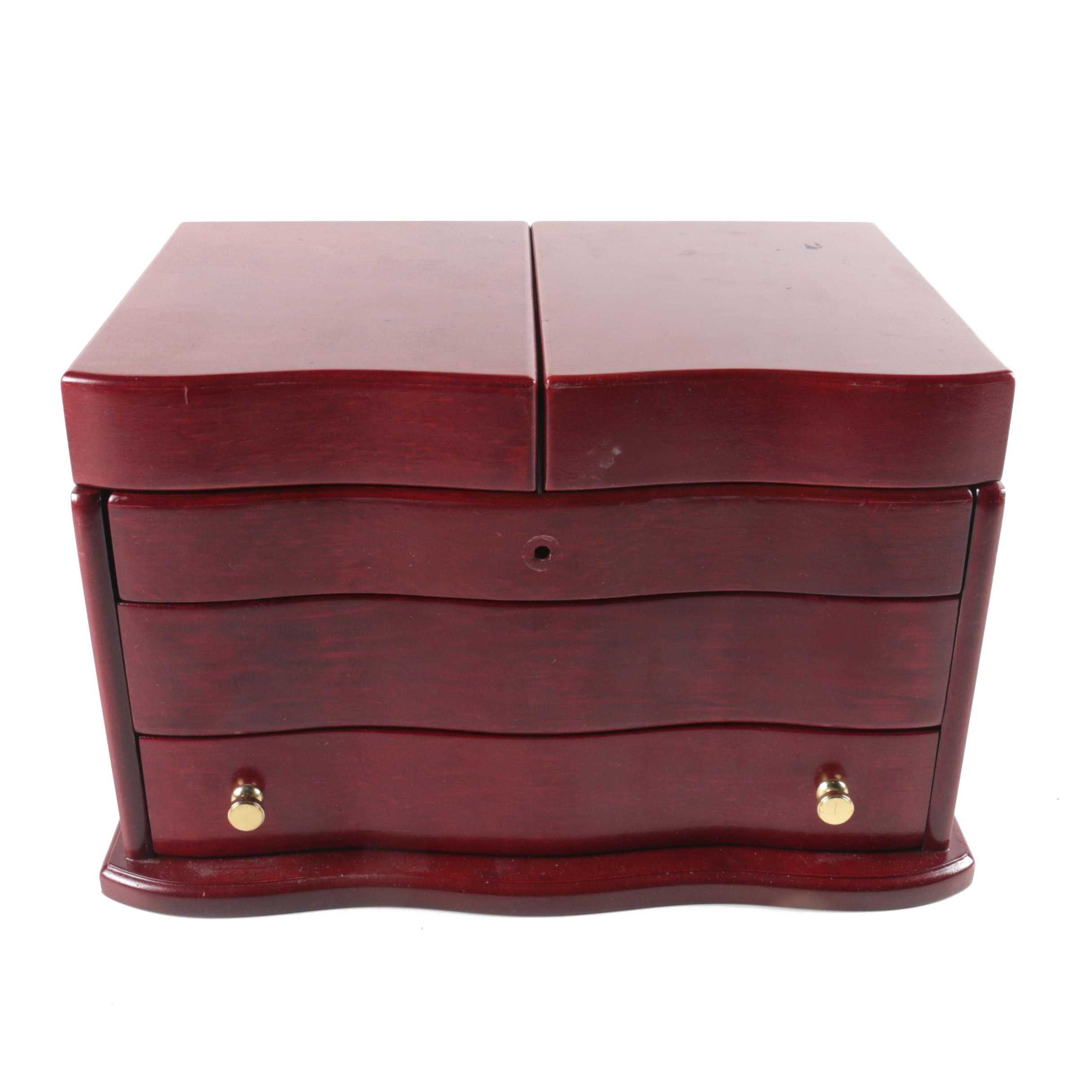 """""""For Your Ease Only"""" Jewelry Box by Lori Greiner"""