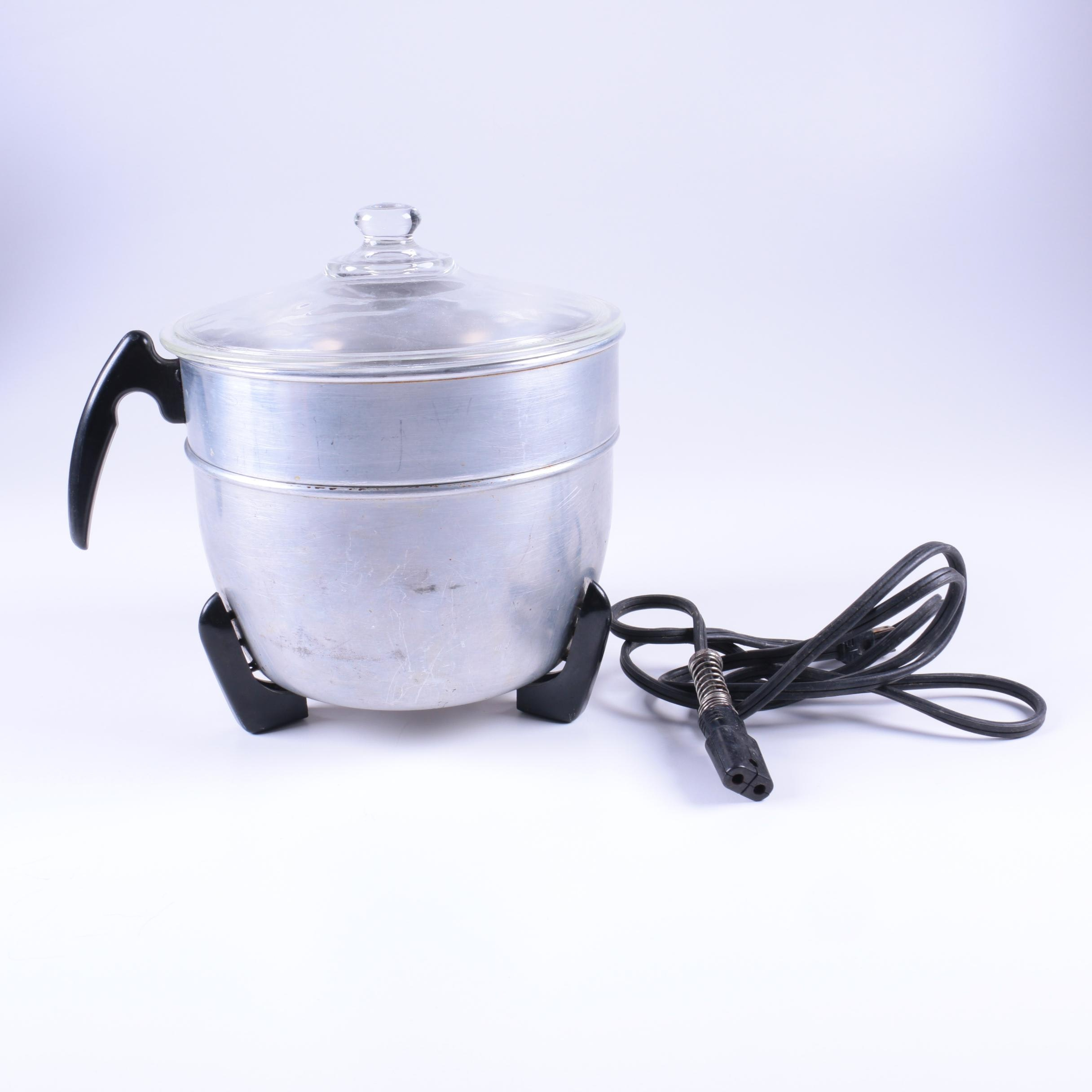 Dominion Electric Heated Server