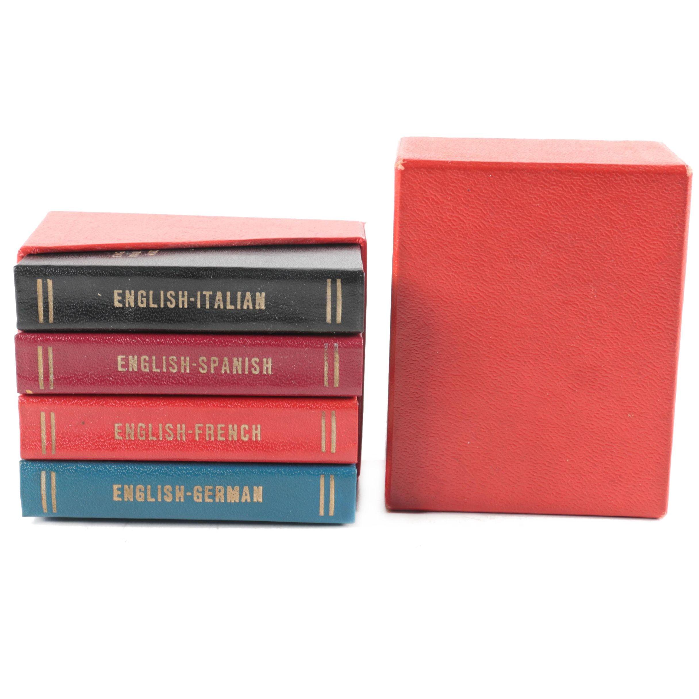 Mini Translation Books
