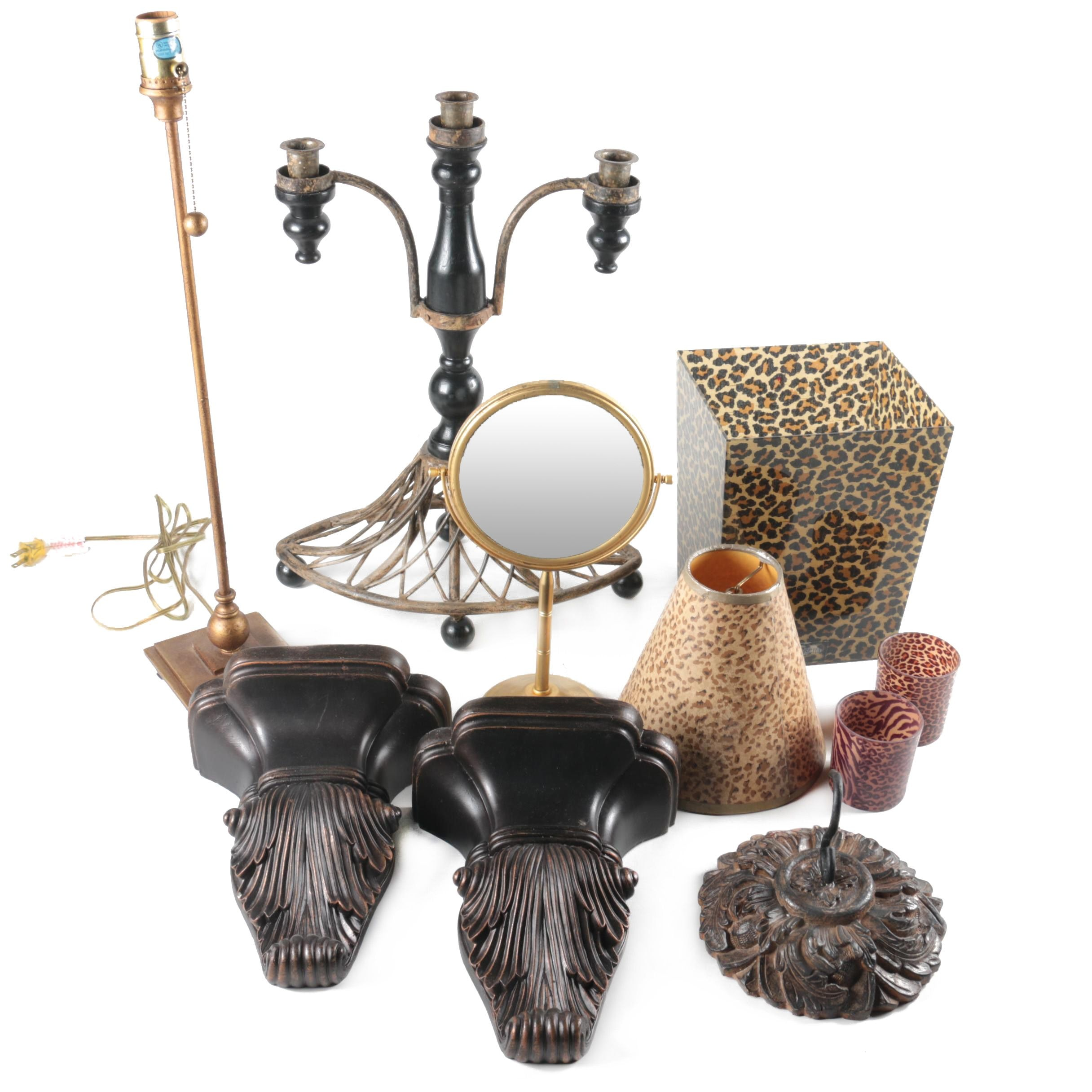 Selection of Decorative Items