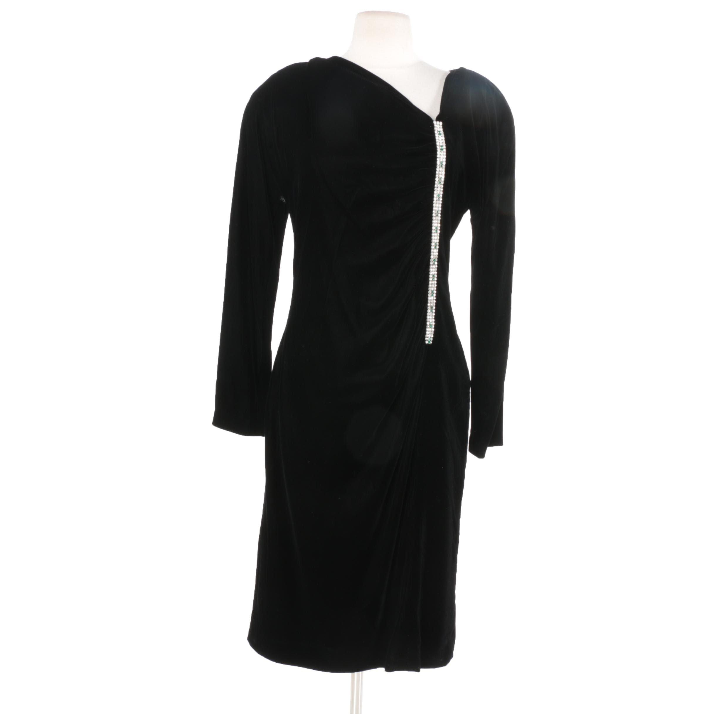 Vintage Miss O by Oscar de la Renta Dress