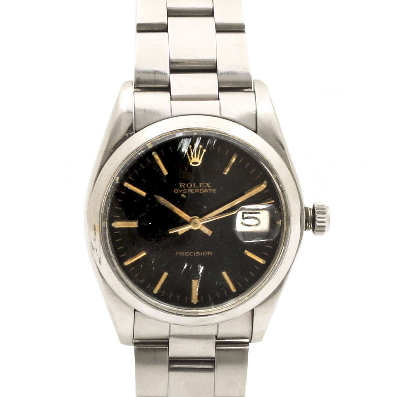 Rolex Oysterdate Precision Wristwatch