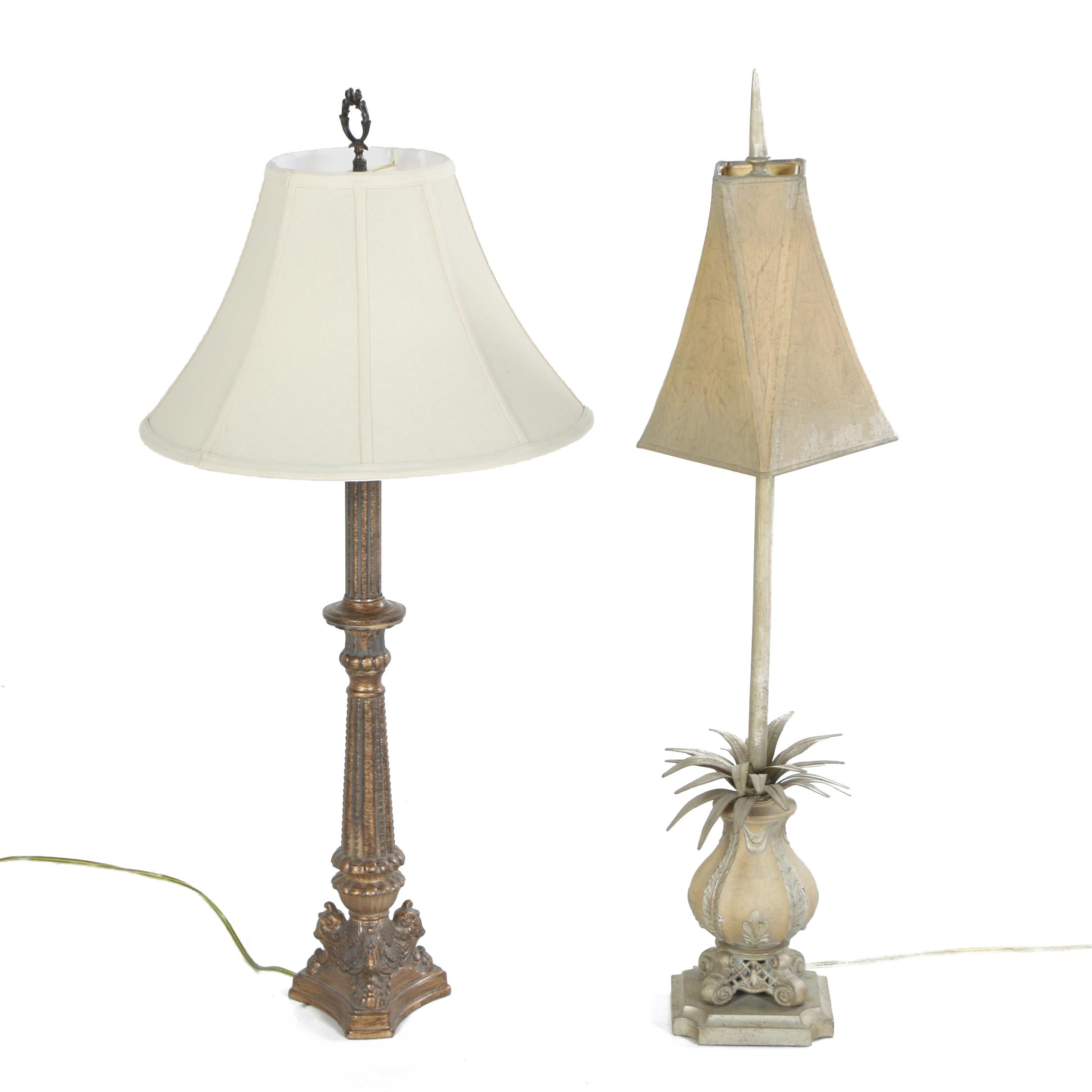 Contemporary Buffet Lamps
