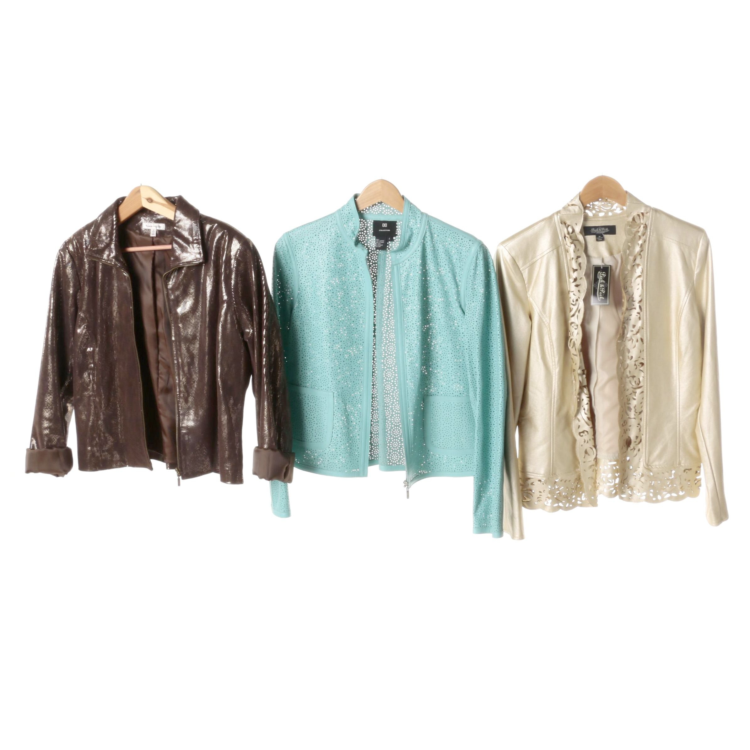 Women's Jackets Including Peck & Peck Collection
