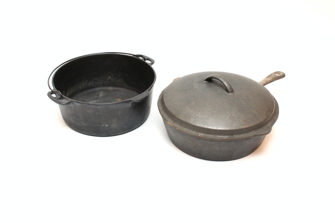 Wagner Ware Cast Iron Cookware