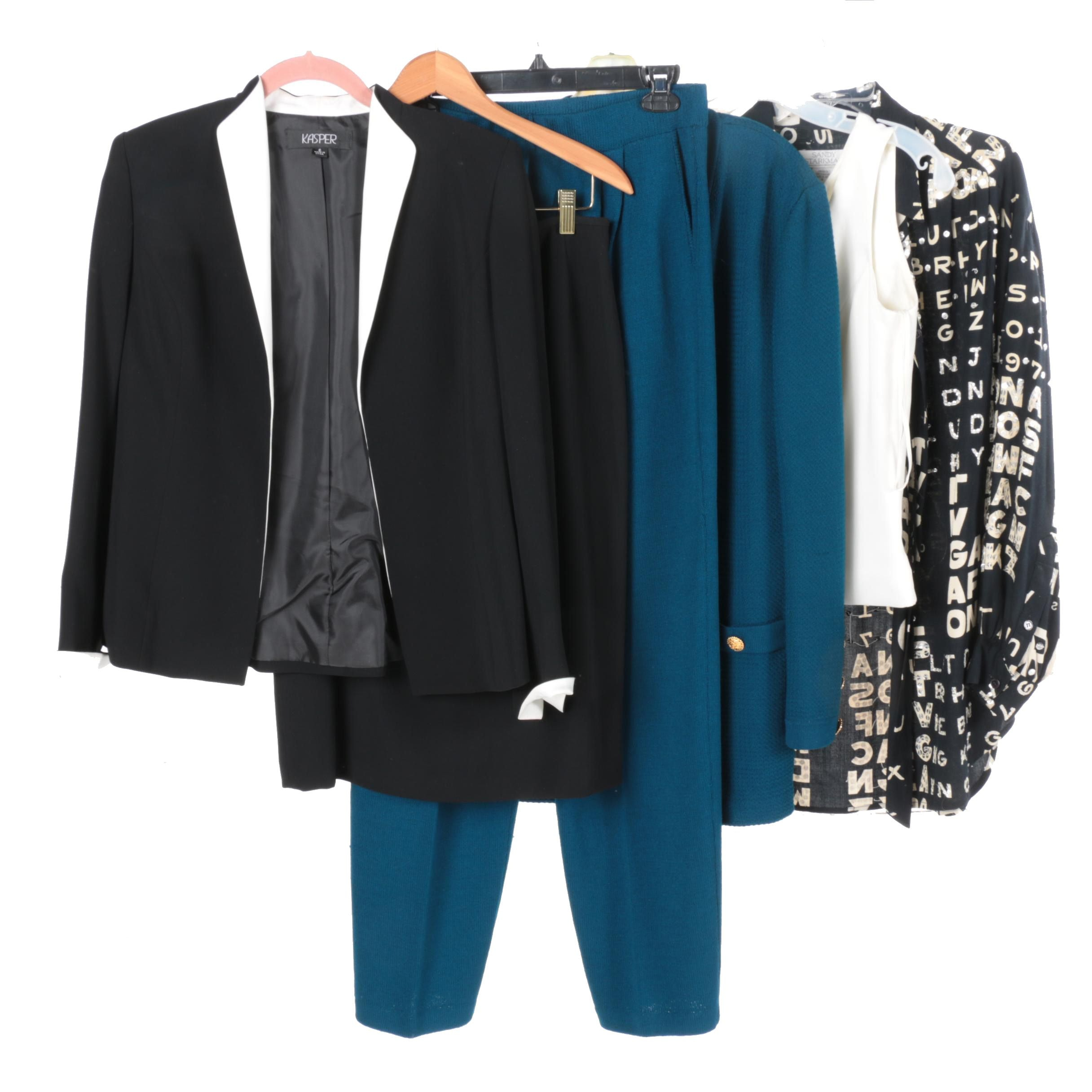 Women's Suit Separates Including St. John Collection