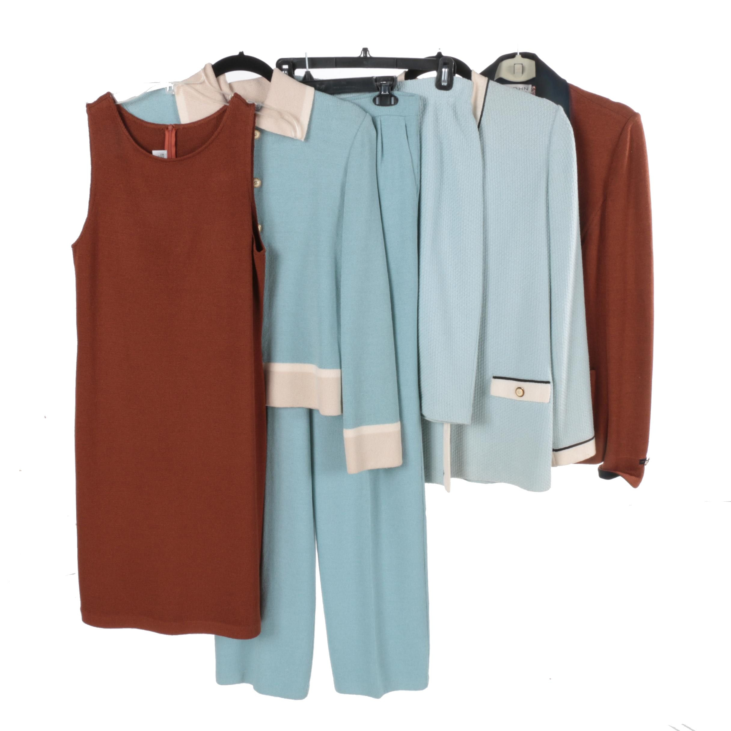 St. John Collection Separates Including Dress