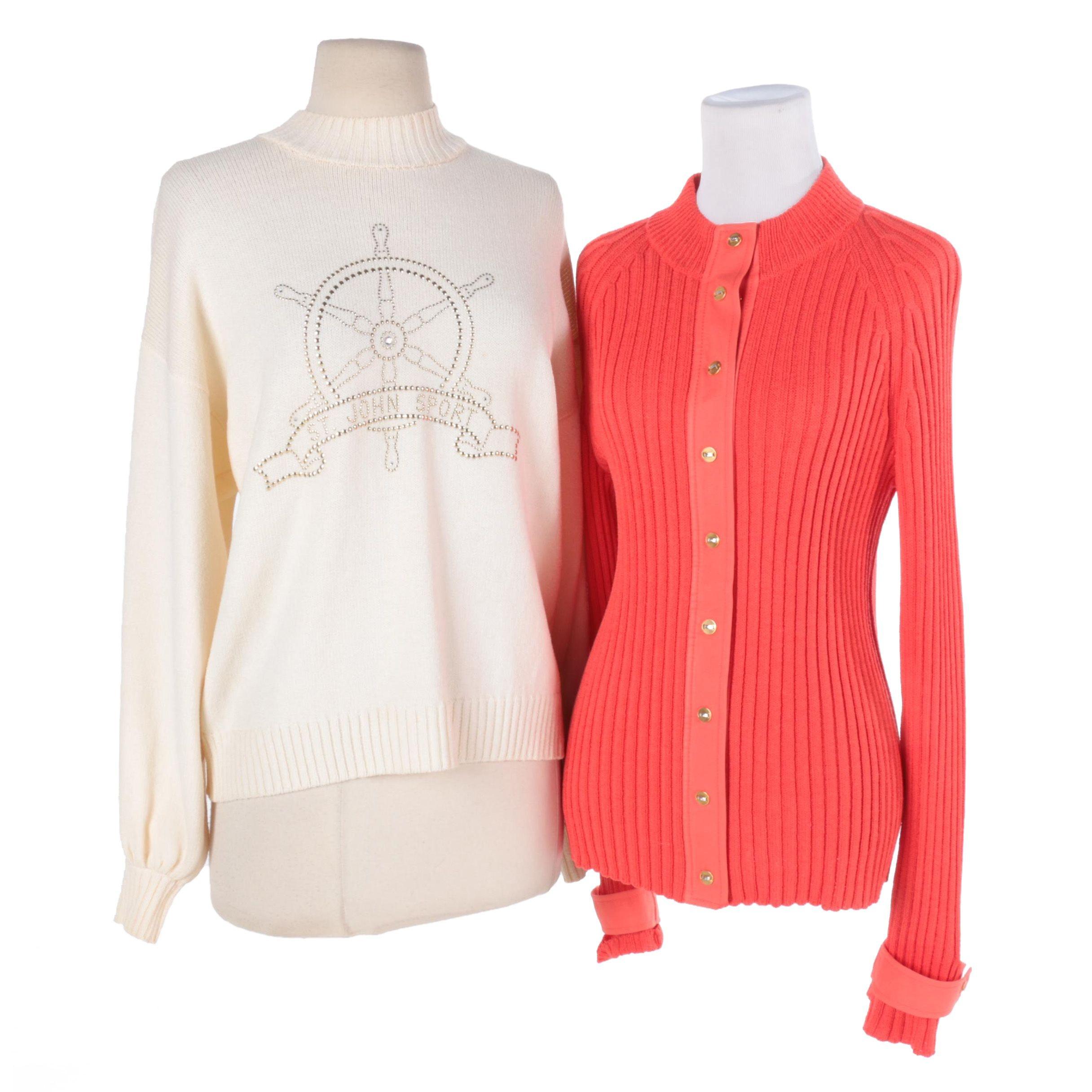 Women's St. John Sport Sweaters