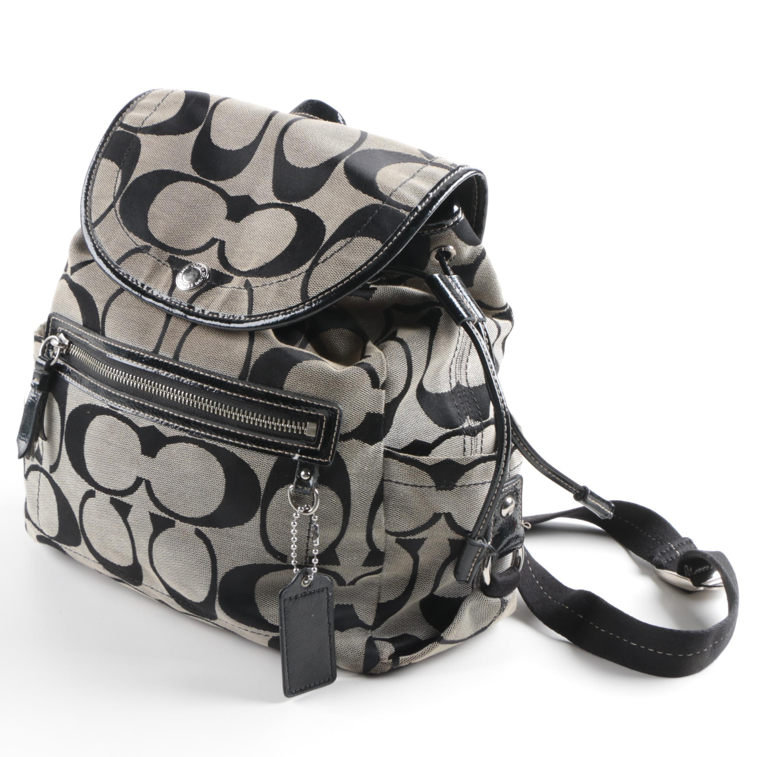 Coach Kyra Signature Backpack