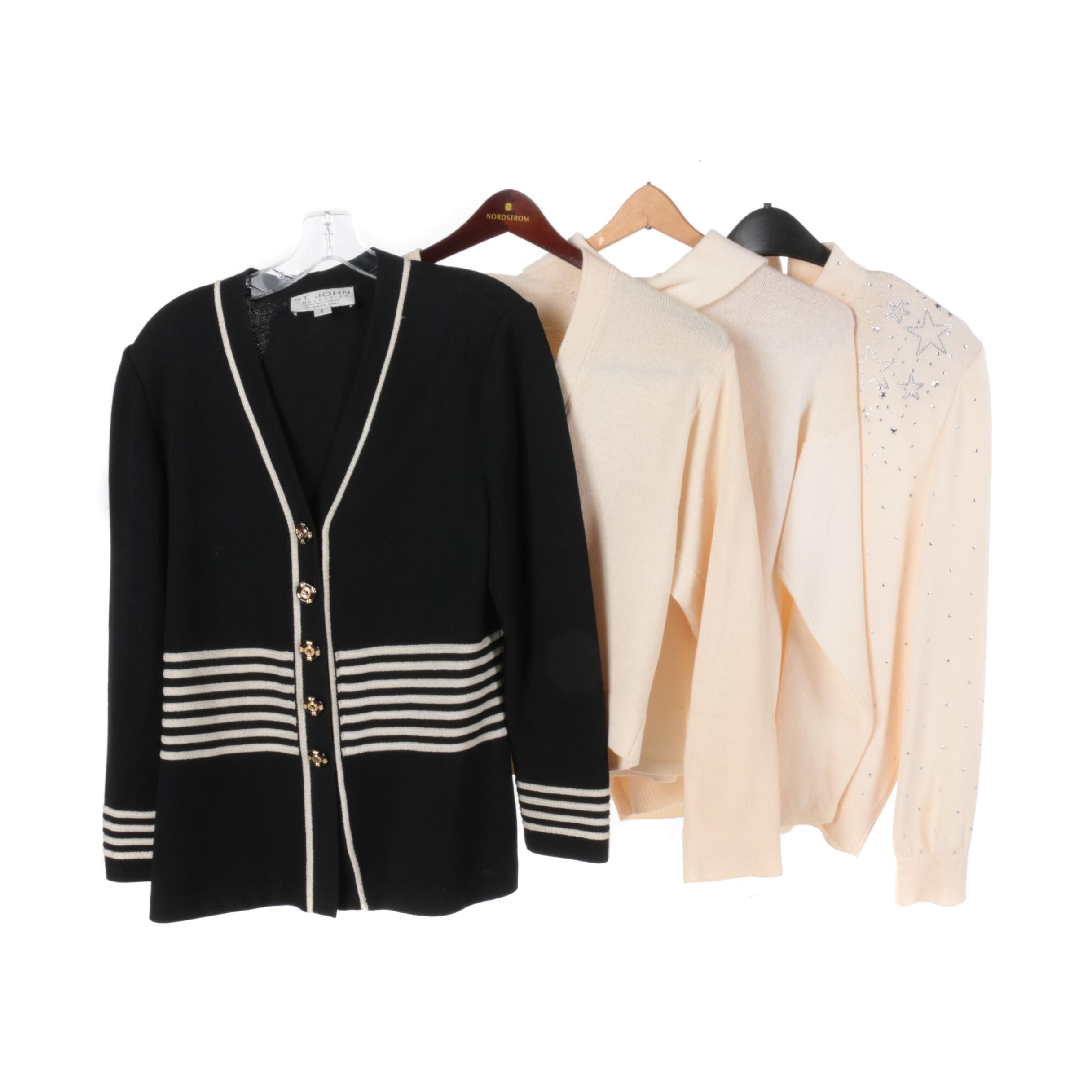 Women's St. John by Marie Gray Tops and Cardigans