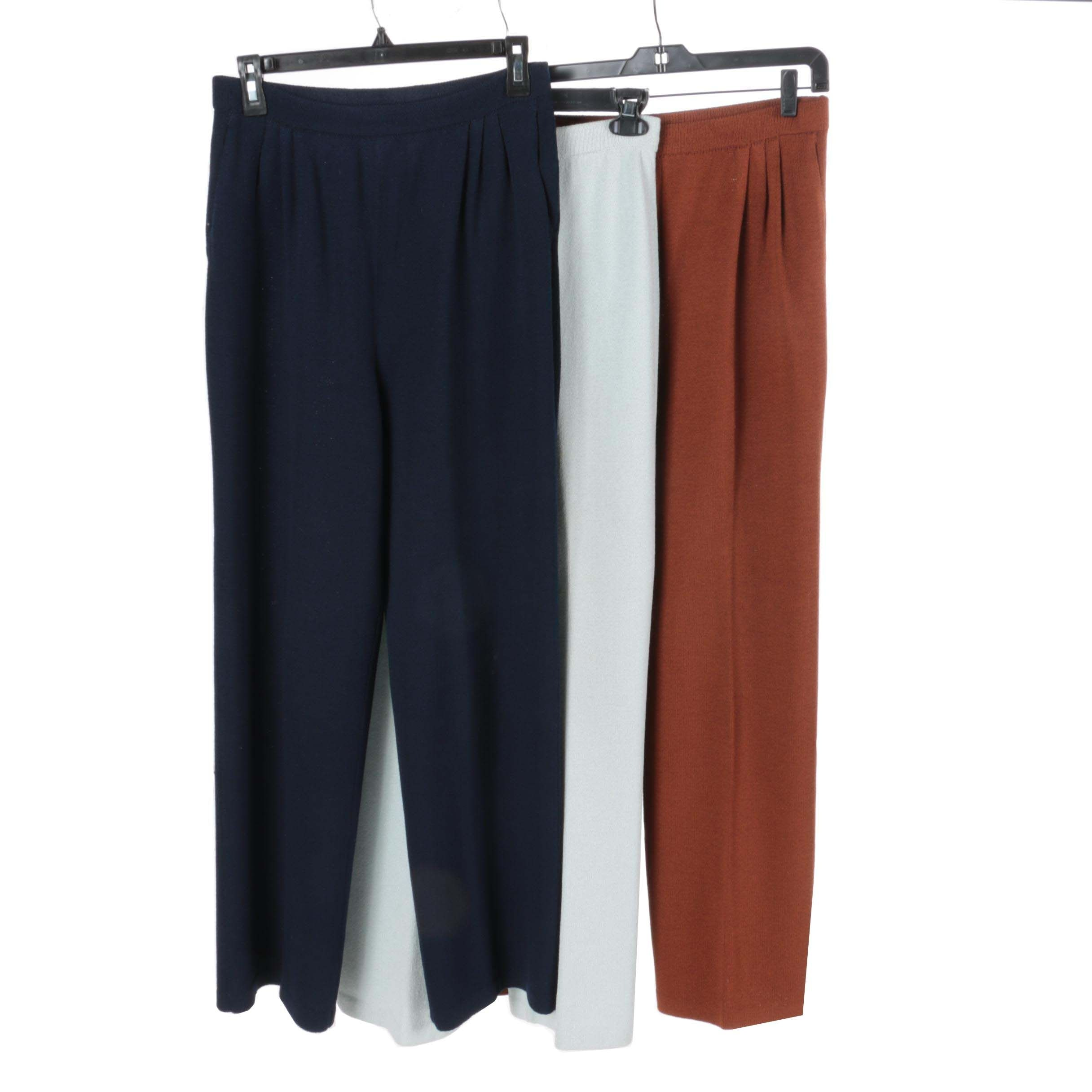 Women's St. John Knit Pants
