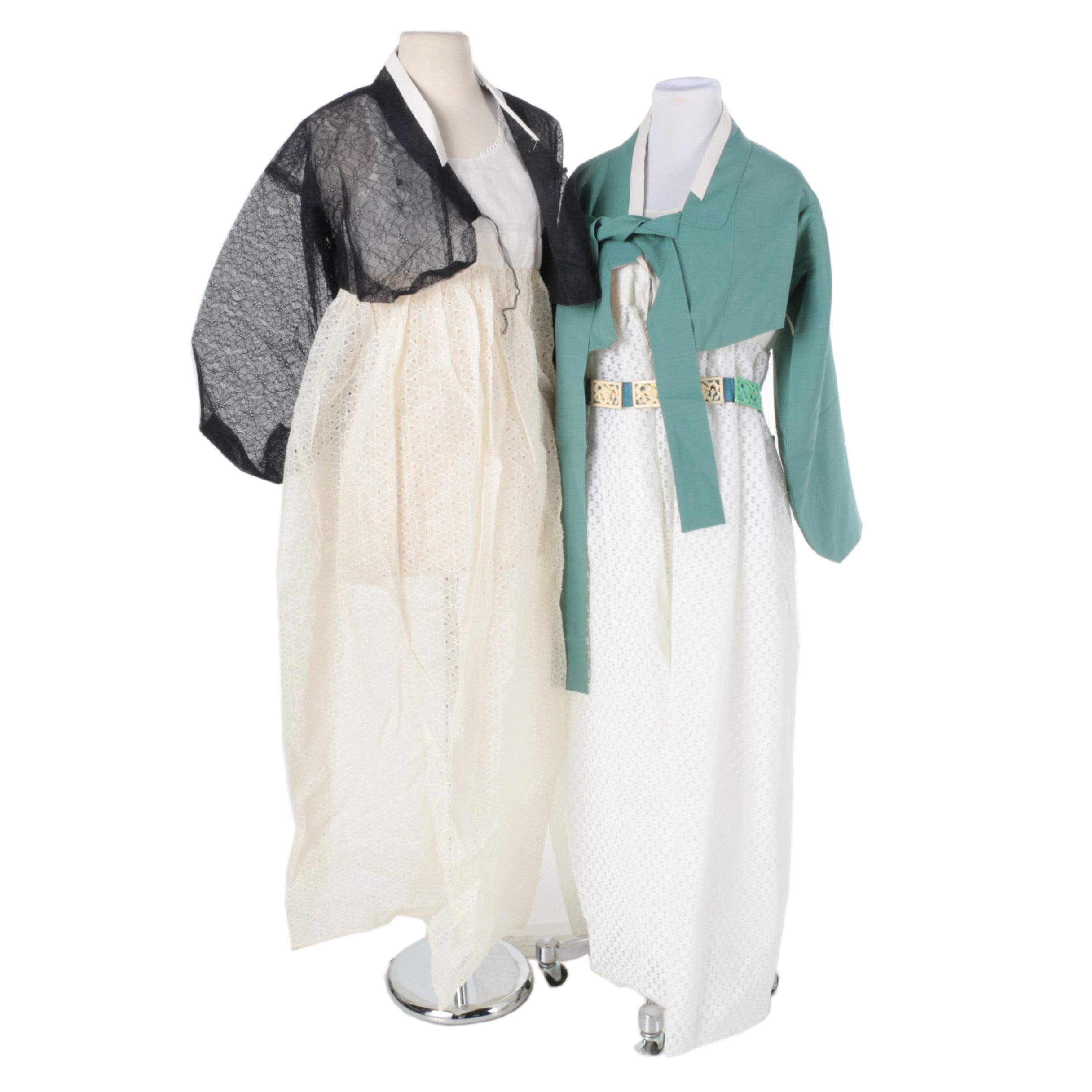 Korean Hanboks and Belt