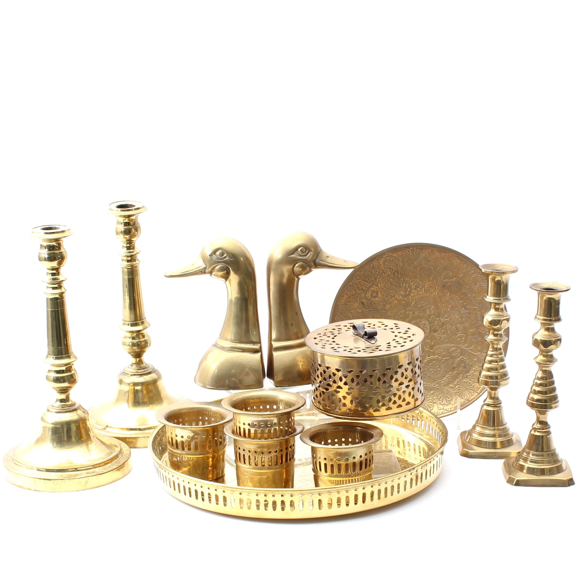 Brass Home Decor