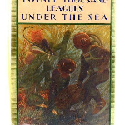 "Group of Vintage ""Windermere Classics"" Series Hardcovers"