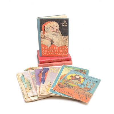 Vintage Christmas Children's Book Group