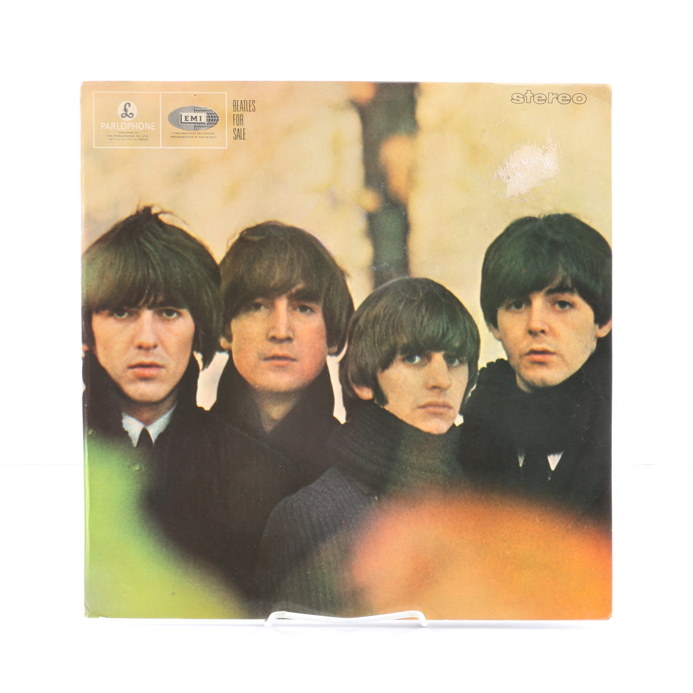 """Beatles For Sale"" 1964 UK Pressing LP"