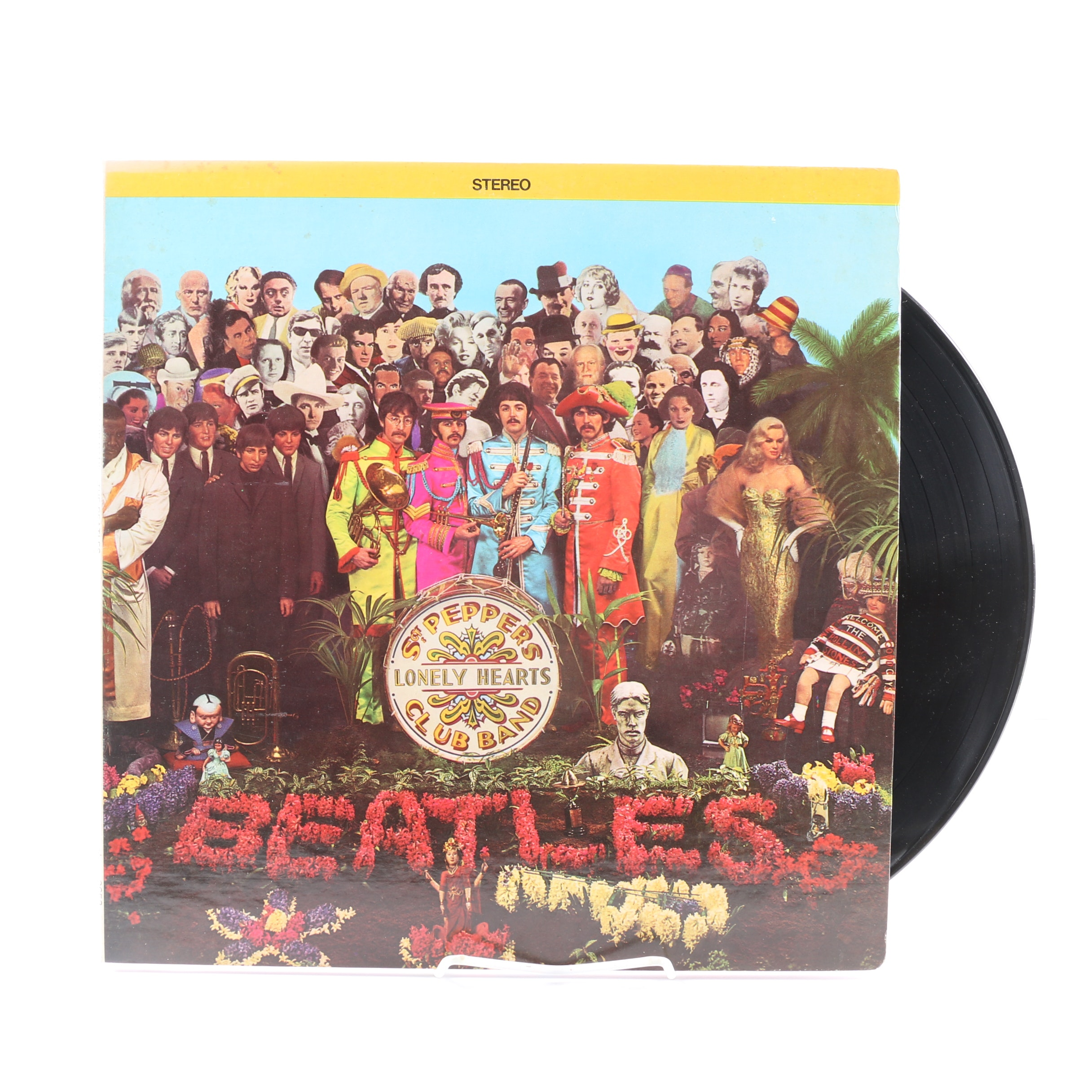 """Sgt. Pepper's Lonely Hearts Club Band"" 1967 US Pressing LP"