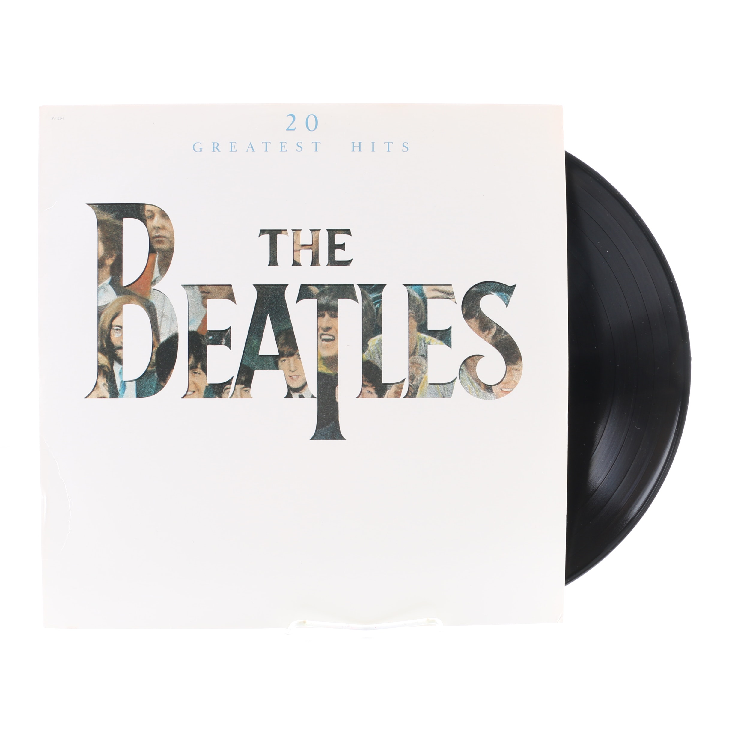 "The Beatles ""20 Greatest Hits"" Original US Pressing LP"